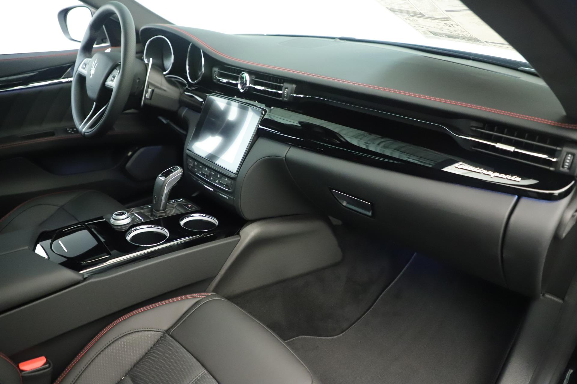 New 2019 Maserati Quattroporte S Q4 GranSport For Sale In Westport, CT 3507_p22