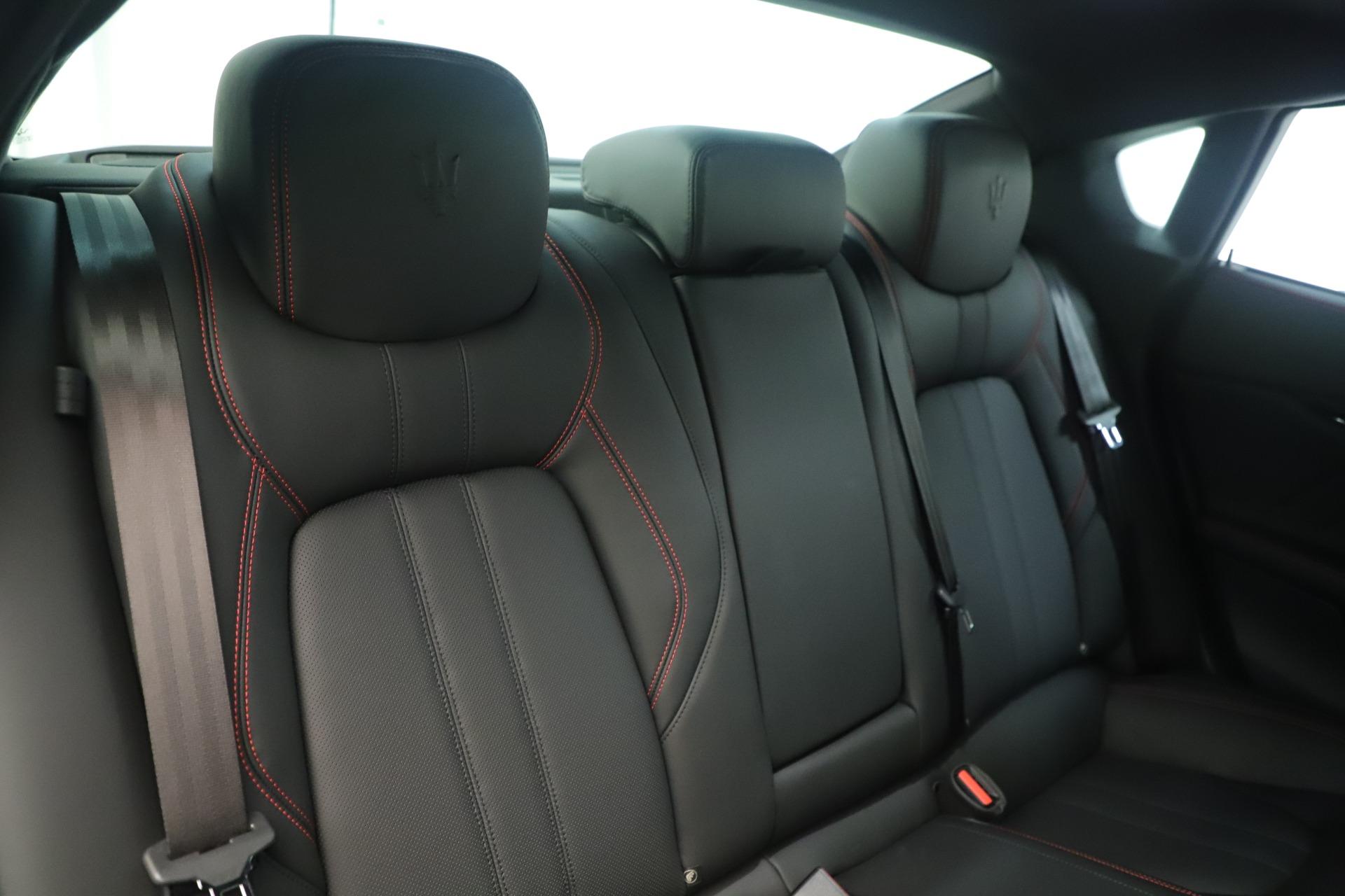 New 2019 Maserati Quattroporte S Q4 GranSport For Sale In Westport, CT 3507_p26
