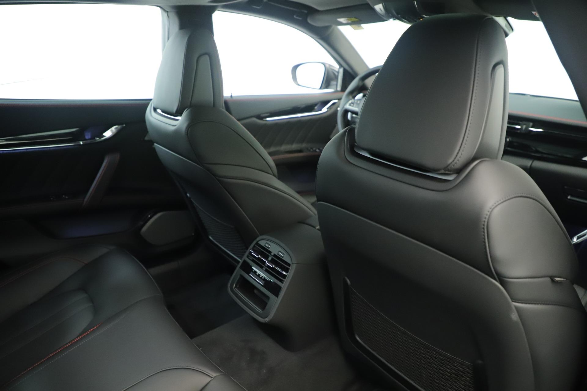 New 2019 Maserati Quattroporte S Q4 GranSport For Sale In Westport, CT 3507_p28