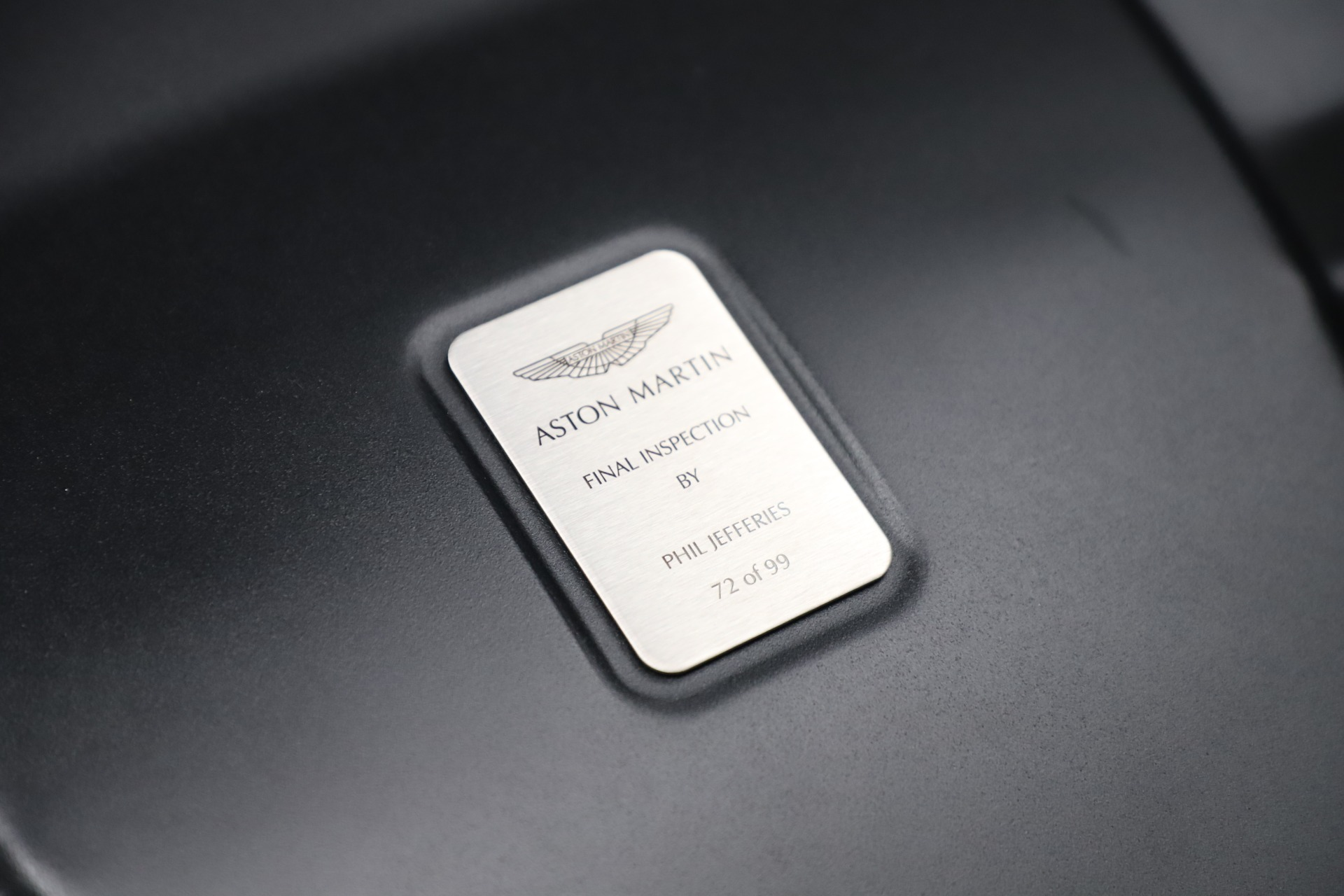New 2019 Aston Martin Vanquish Shooting Brake For Sale In Westport, CT 3512_p37