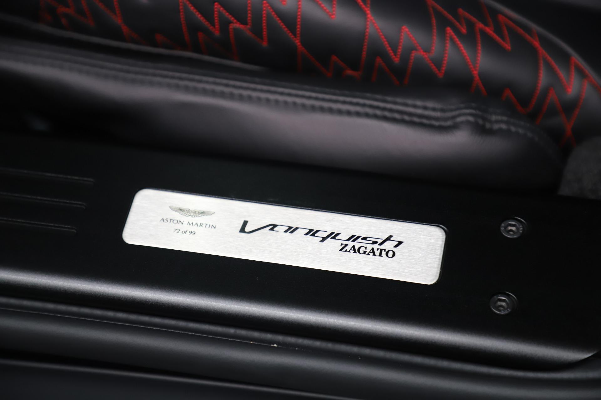New 2019 Aston Martin Vanquish Shooting Brake For Sale In Westport, CT 3512_p40