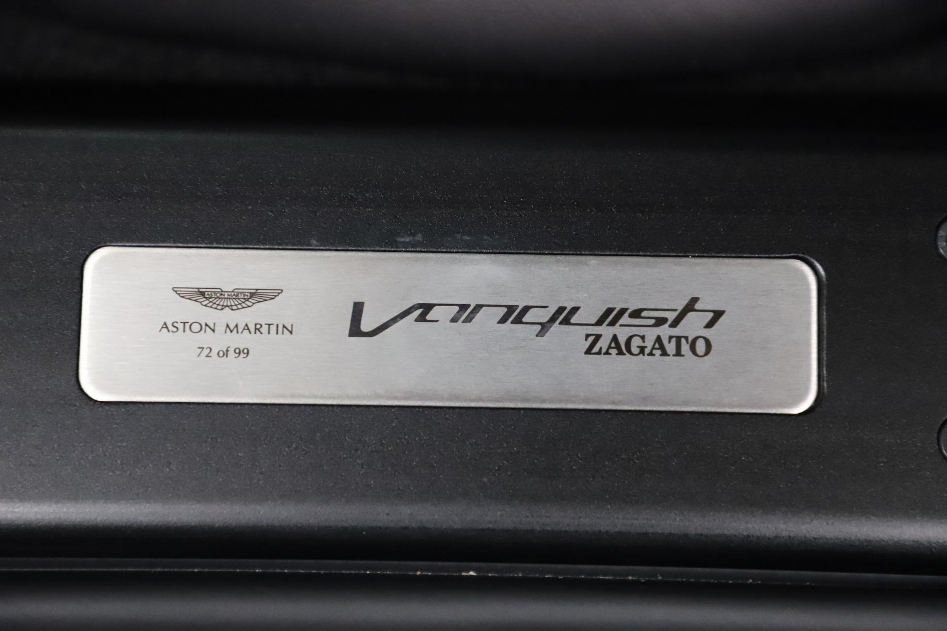 New 2019 Aston Martin Vanquish Shooting Brake For Sale In Westport, CT 3512_p41
