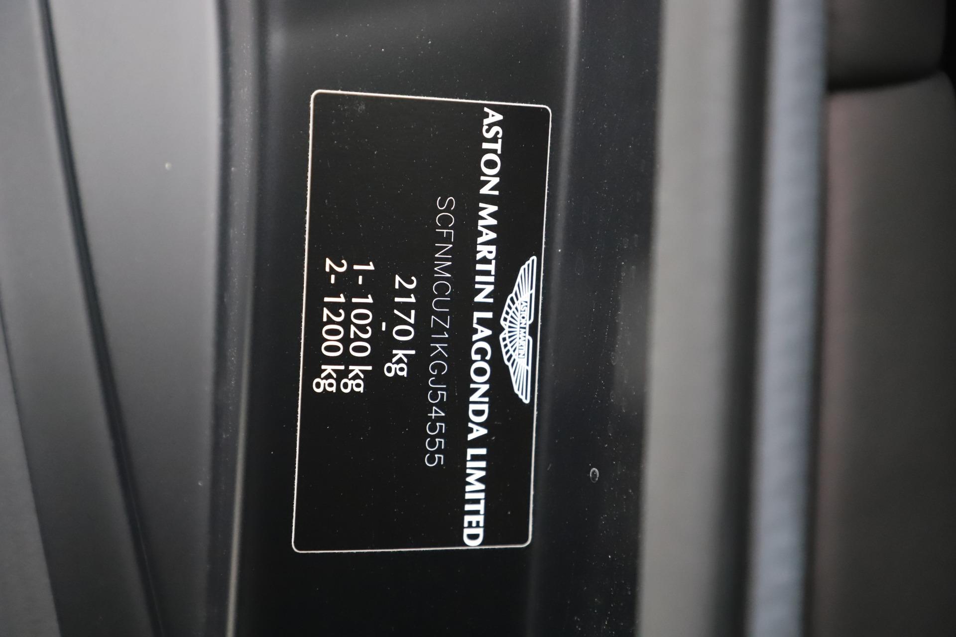 New 2019 Aston Martin Vanquish Shooting Brake For Sale In Westport, CT 3512_p55