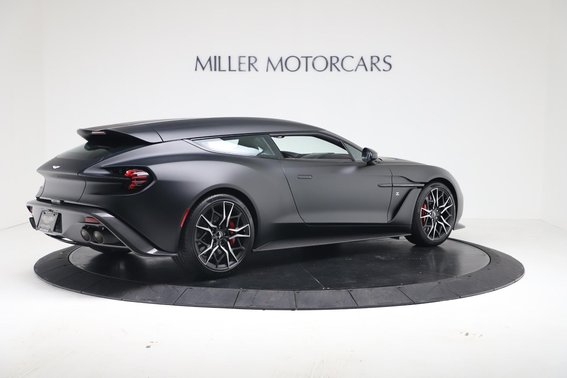 New 2019 Aston Martin Vanquish Shooting Brake For Sale In Westport, CT 3512_p8
