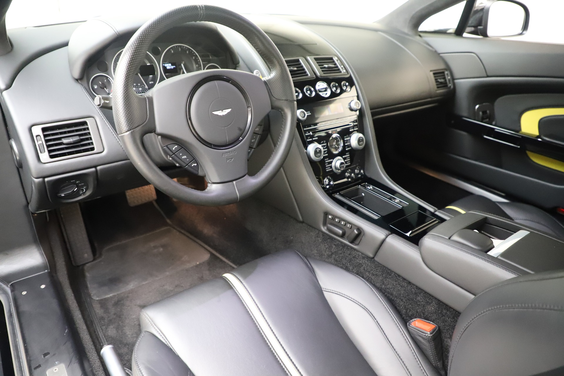 Used 2015 Aston Martin V12 Vantage S Coupe For Sale In Westport, CT 3513_p13