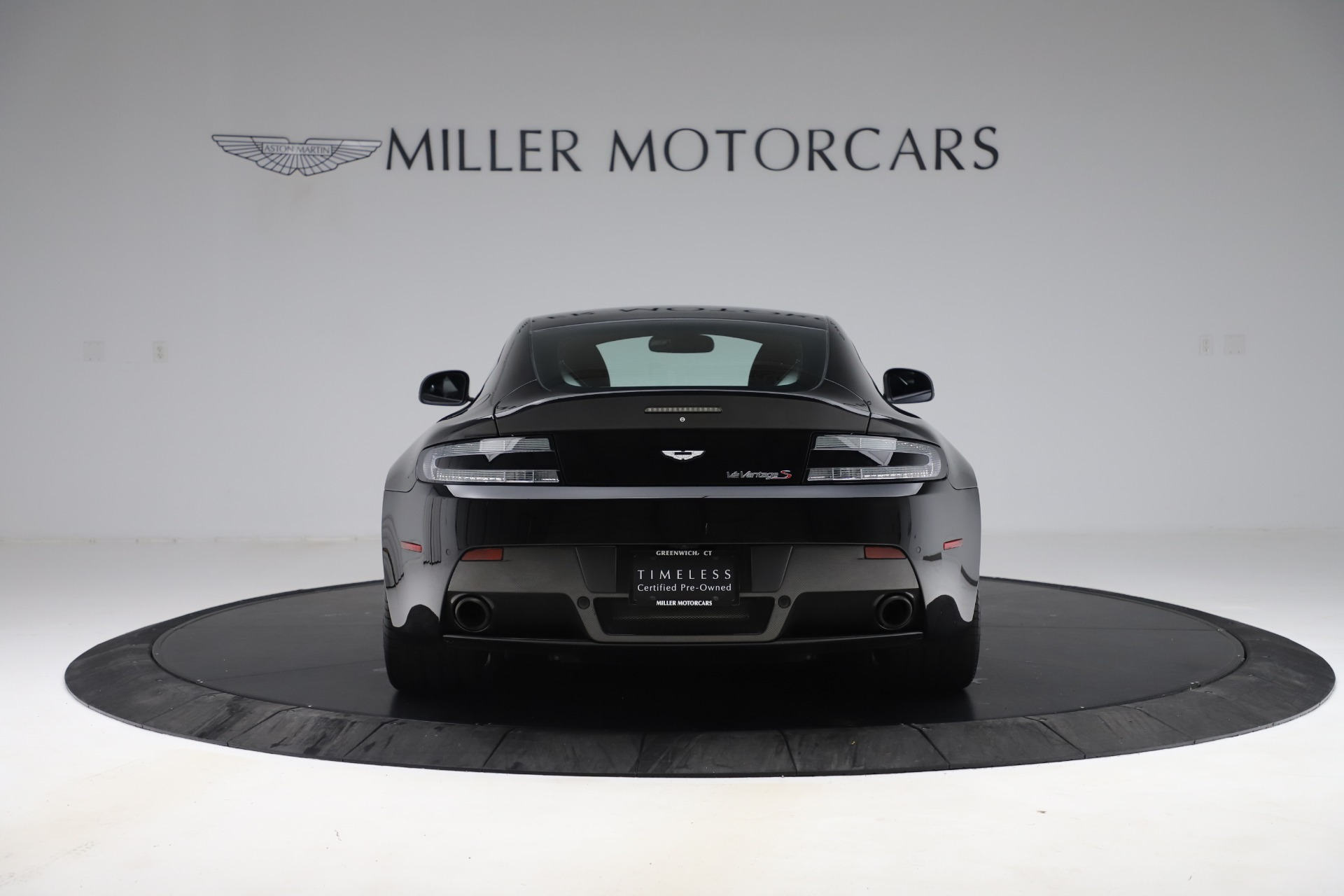 Used 2015 Aston Martin V12 Vantage S Coupe For Sale In Westport, CT 3513_p6