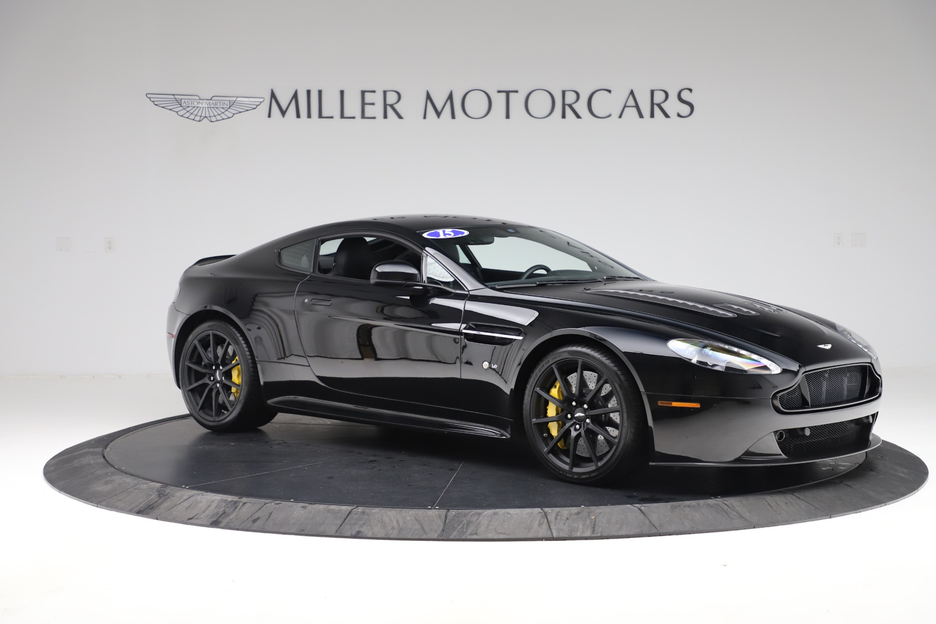 Used 2015 Aston Martin V12 Vantage S Coupe For Sale In Westport, CT 3513_p9