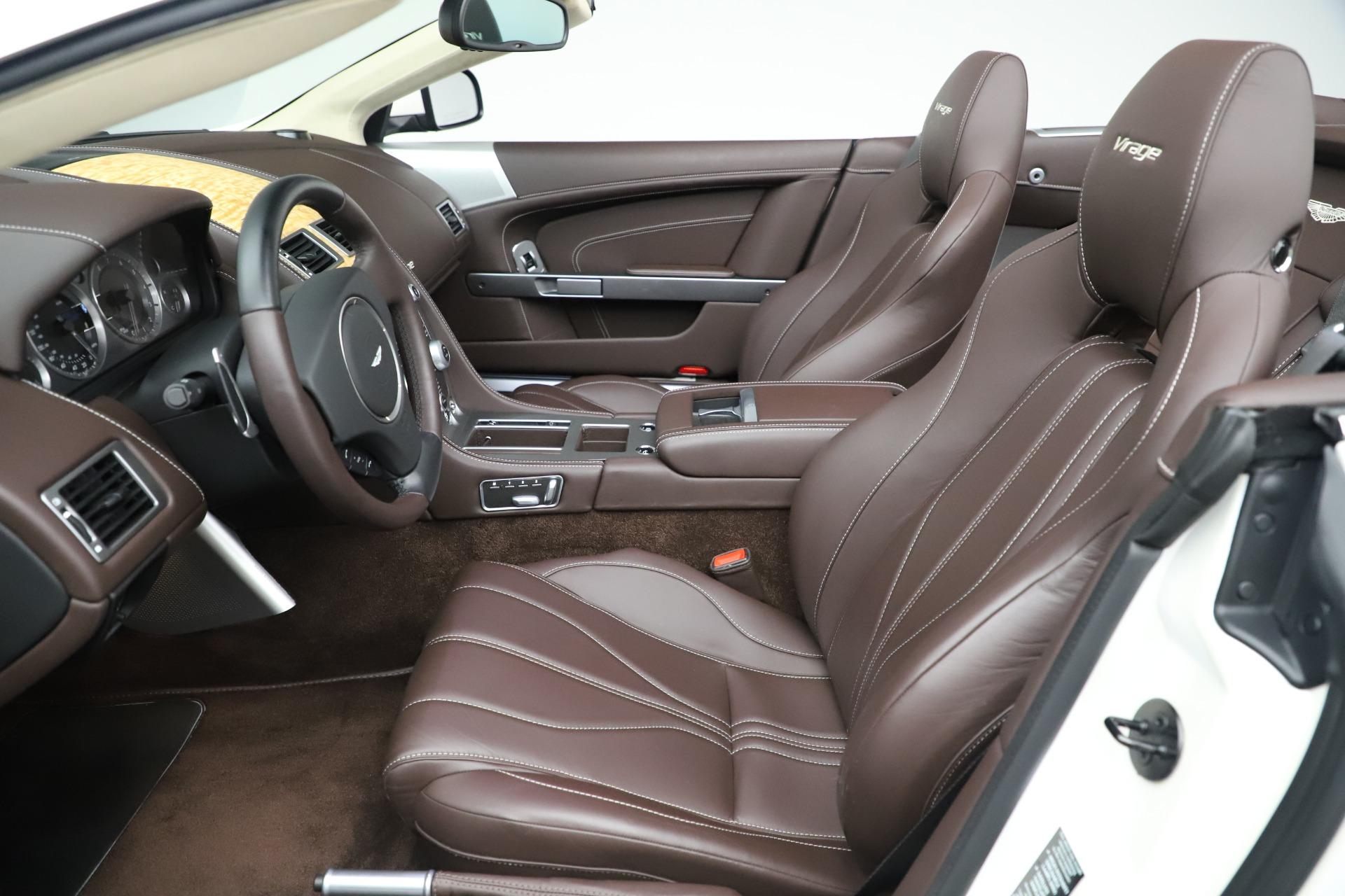 Used 2012 Aston Martin Virage Volante For Sale In Westport, CT 3515_p20