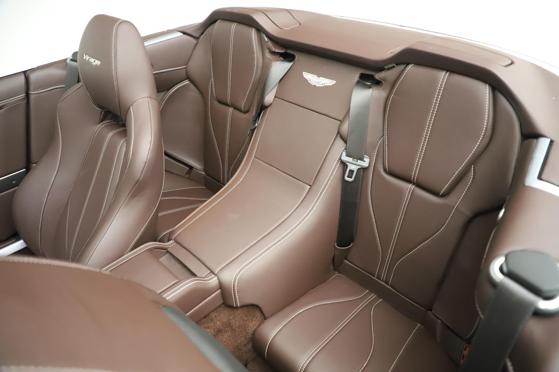 Used 2012 Aston Martin Virage Volante For Sale In Westport, CT 3515_p23