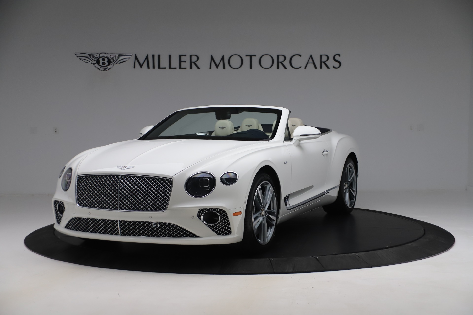 New 2020 Bentley Continental GT V8 For Sale In Westport, CT 3516_main