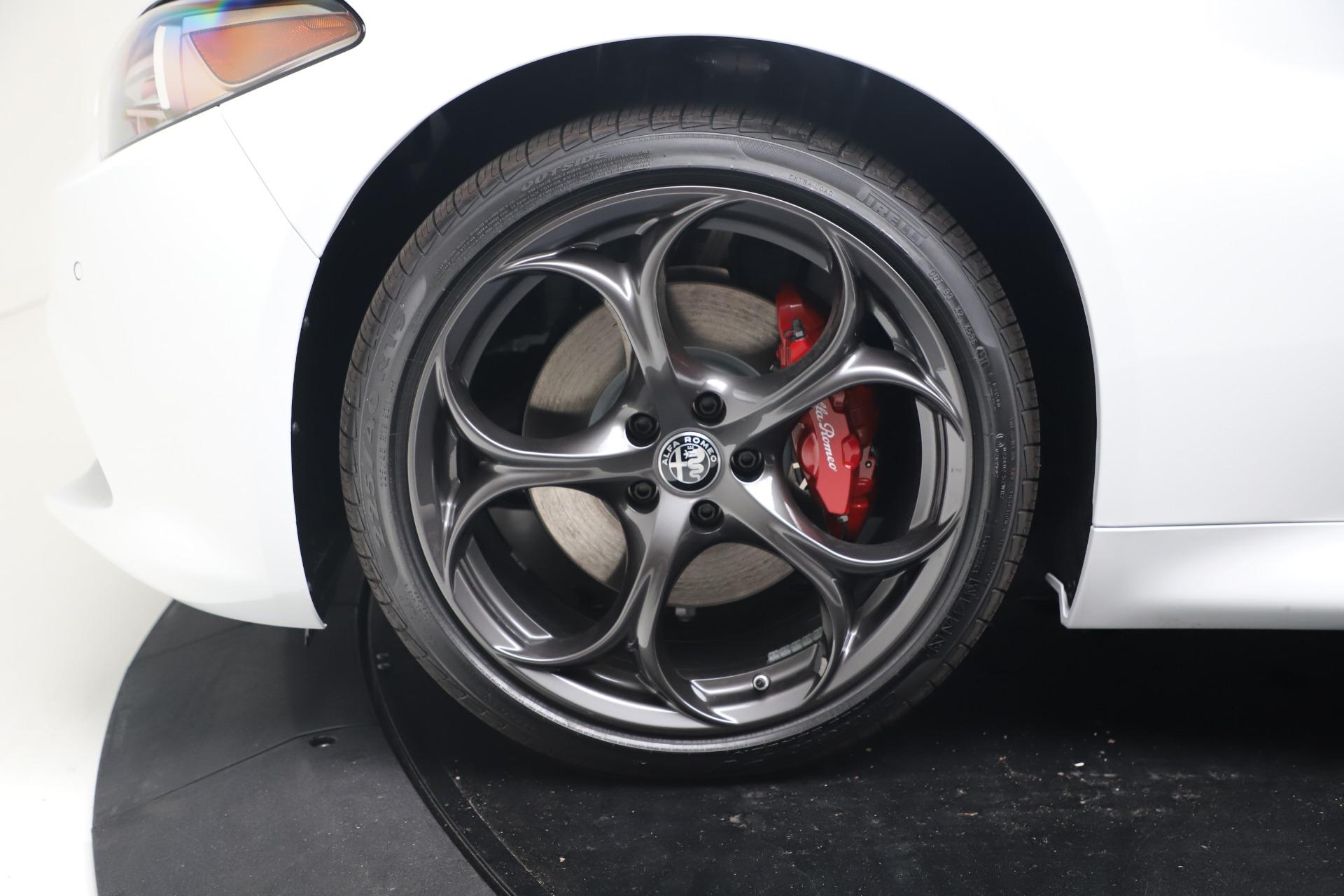 New 2019 Alfa Romeo Giulia Ti Sport Carbon Q4 For Sale In Westport, CT 3518_p35