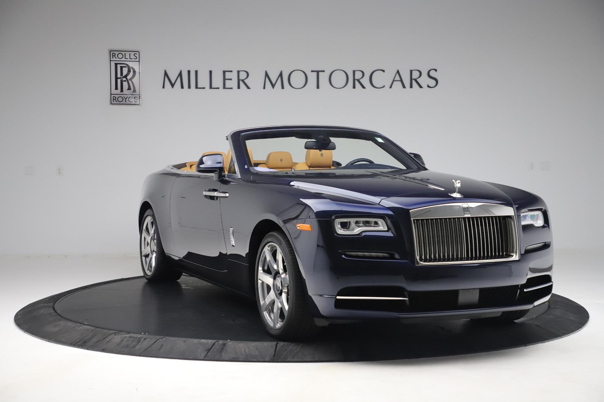 Used 2017 Rolls-Royce Dawn  For Sale In Westport, CT 3519_p12
