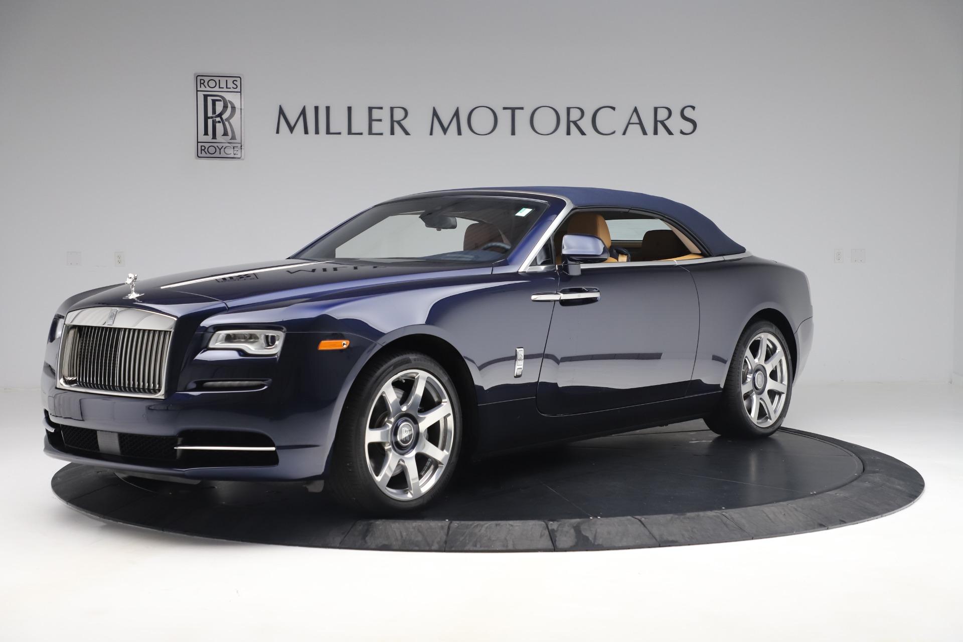 Used 2017 Rolls-Royce Dawn  For Sale In Westport, CT 3519_p13