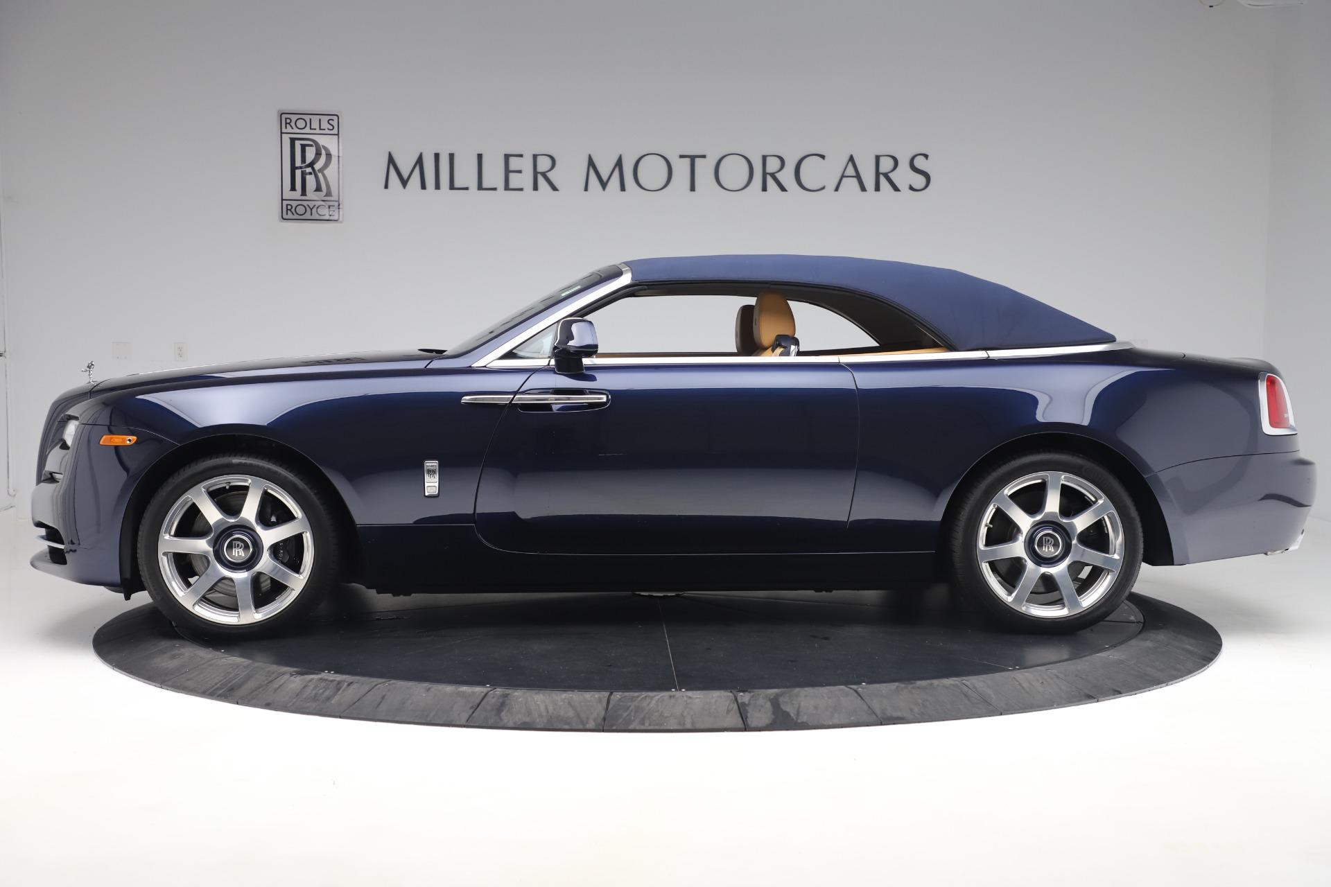 Used 2017 Rolls-Royce Dawn  For Sale In Westport, CT 3519_p14