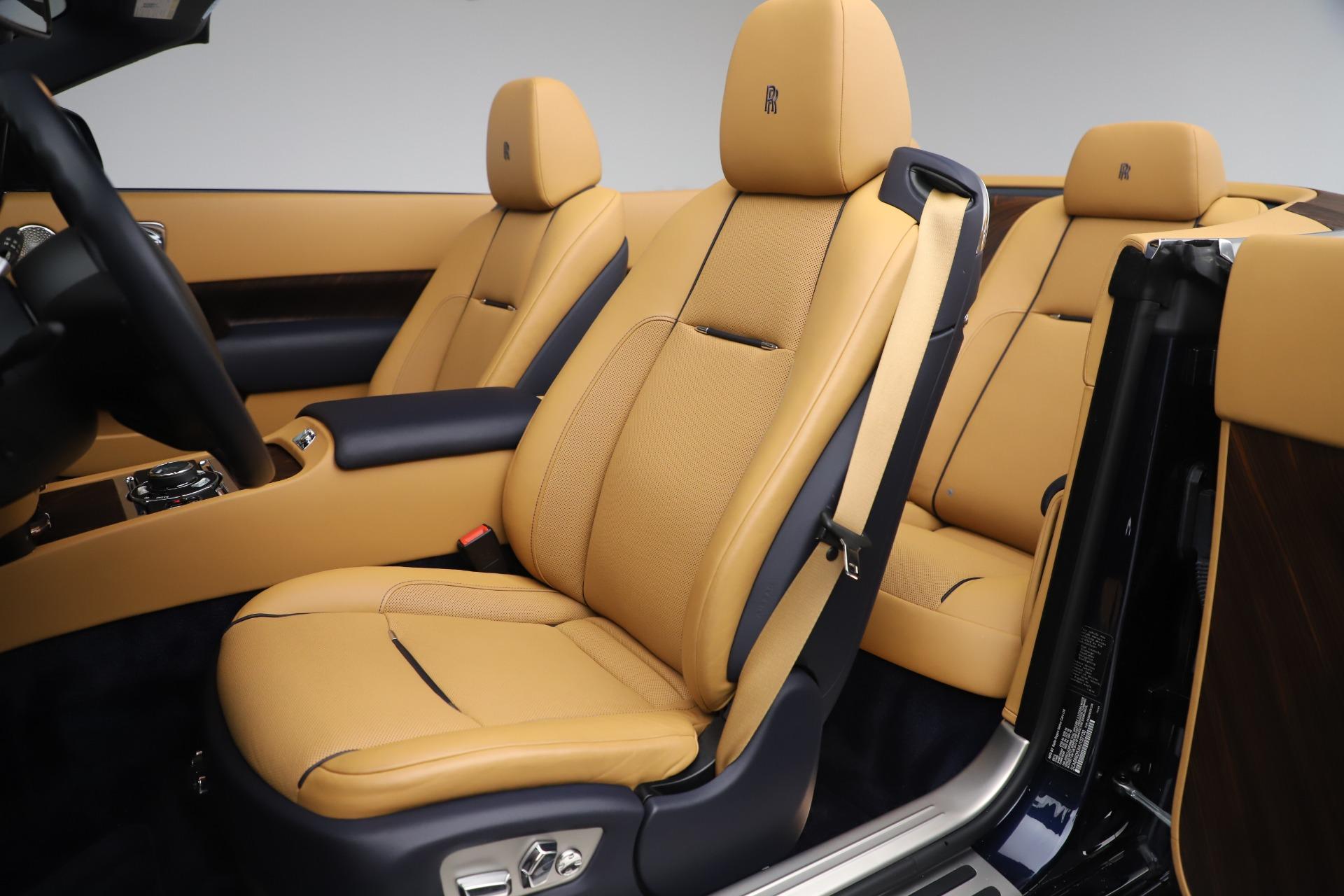 Used 2017 Rolls-Royce Dawn  For Sale In Westport, CT 3519_p19