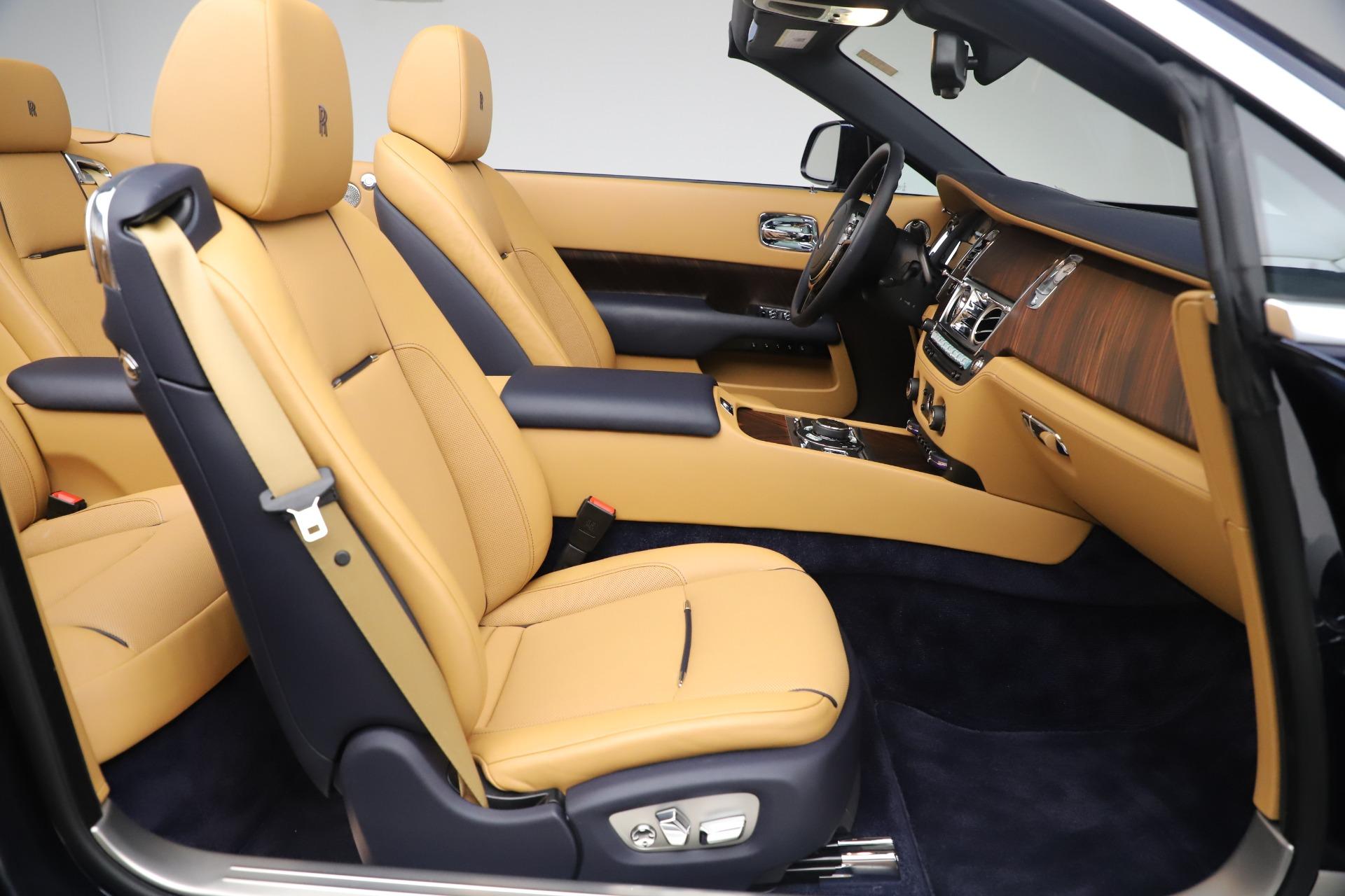 Used 2017 Rolls-Royce Dawn  For Sale In Westport, CT 3519_p20