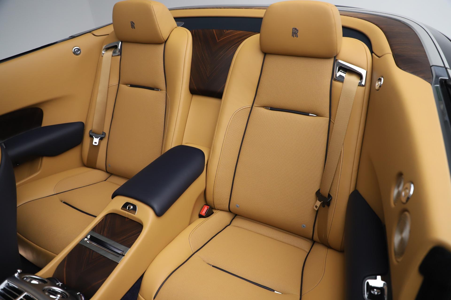 Used 2017 Rolls-Royce Dawn  For Sale In Westport, CT 3519_p21