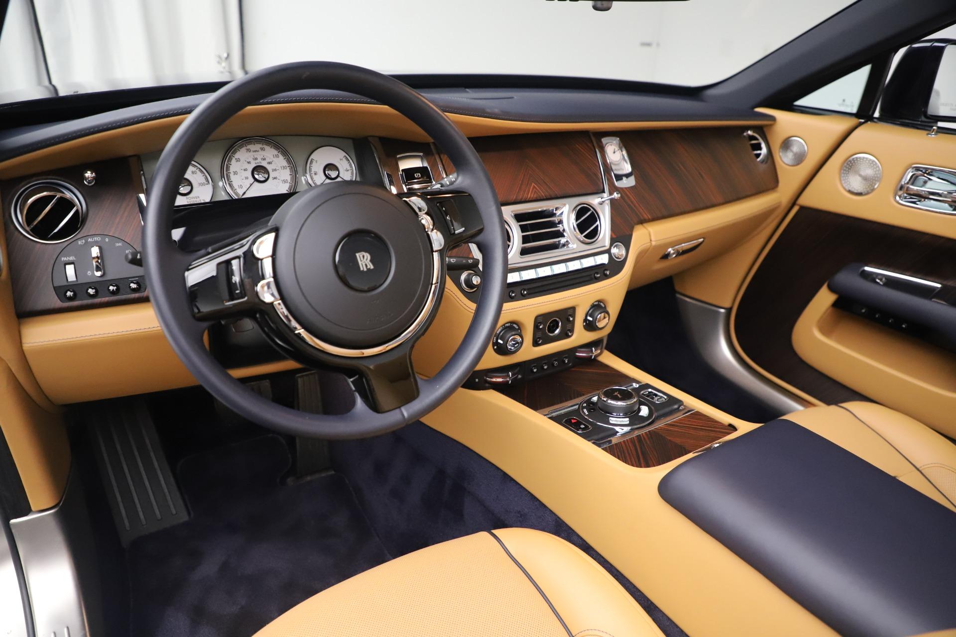Used 2017 Rolls-Royce Dawn  For Sale In Westport, CT 3519_p22