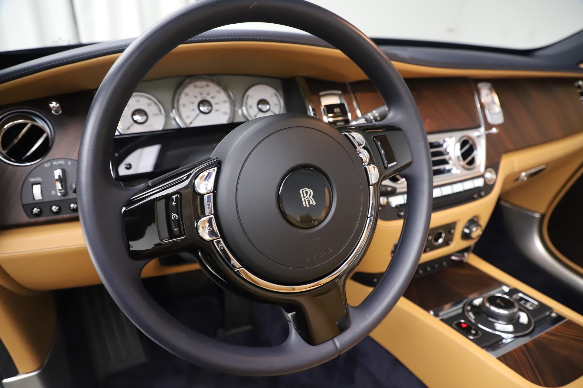 Used 2017 Rolls-Royce Dawn  For Sale In Westport, CT 3519_p23