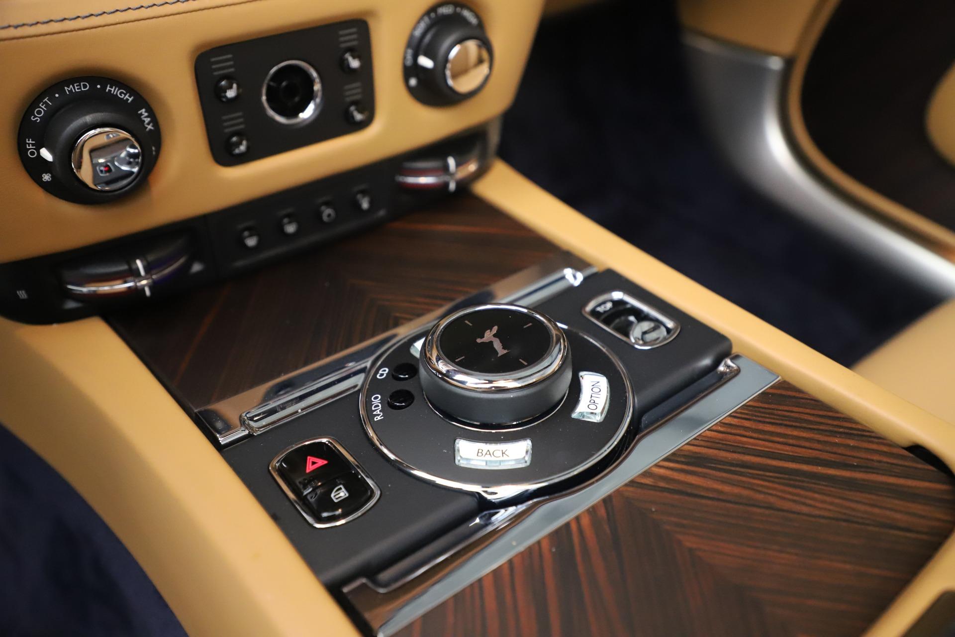 Used 2017 Rolls-Royce Dawn  For Sale In Westport, CT 3519_p24