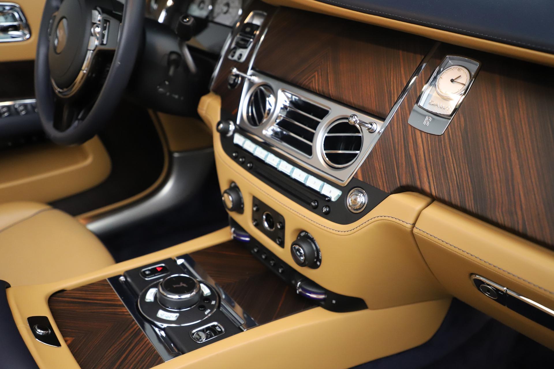Used 2017 Rolls-Royce Dawn  For Sale In Westport, CT 3519_p25