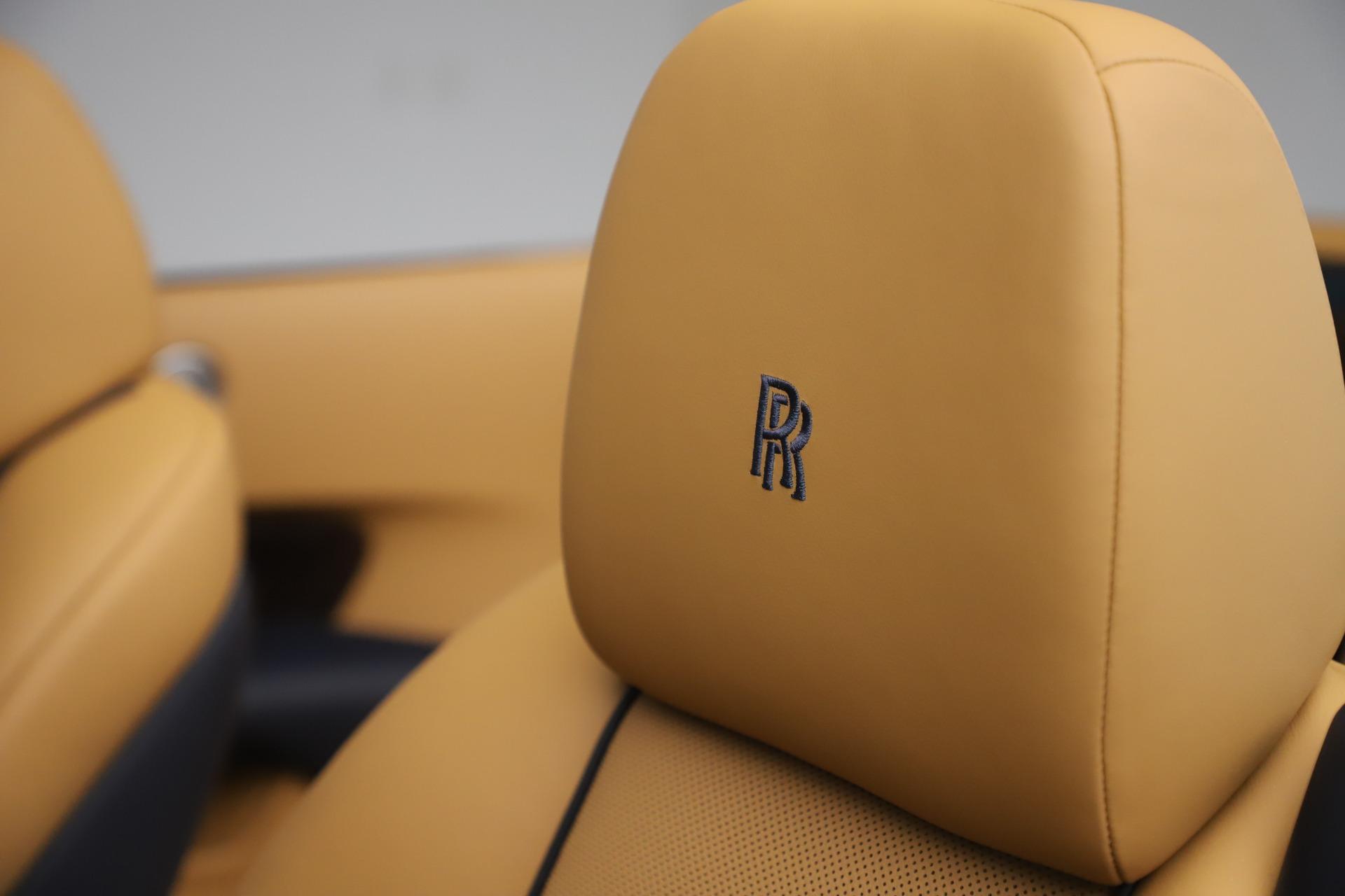 Used 2017 Rolls-Royce Dawn  For Sale In Westport, CT 3519_p29