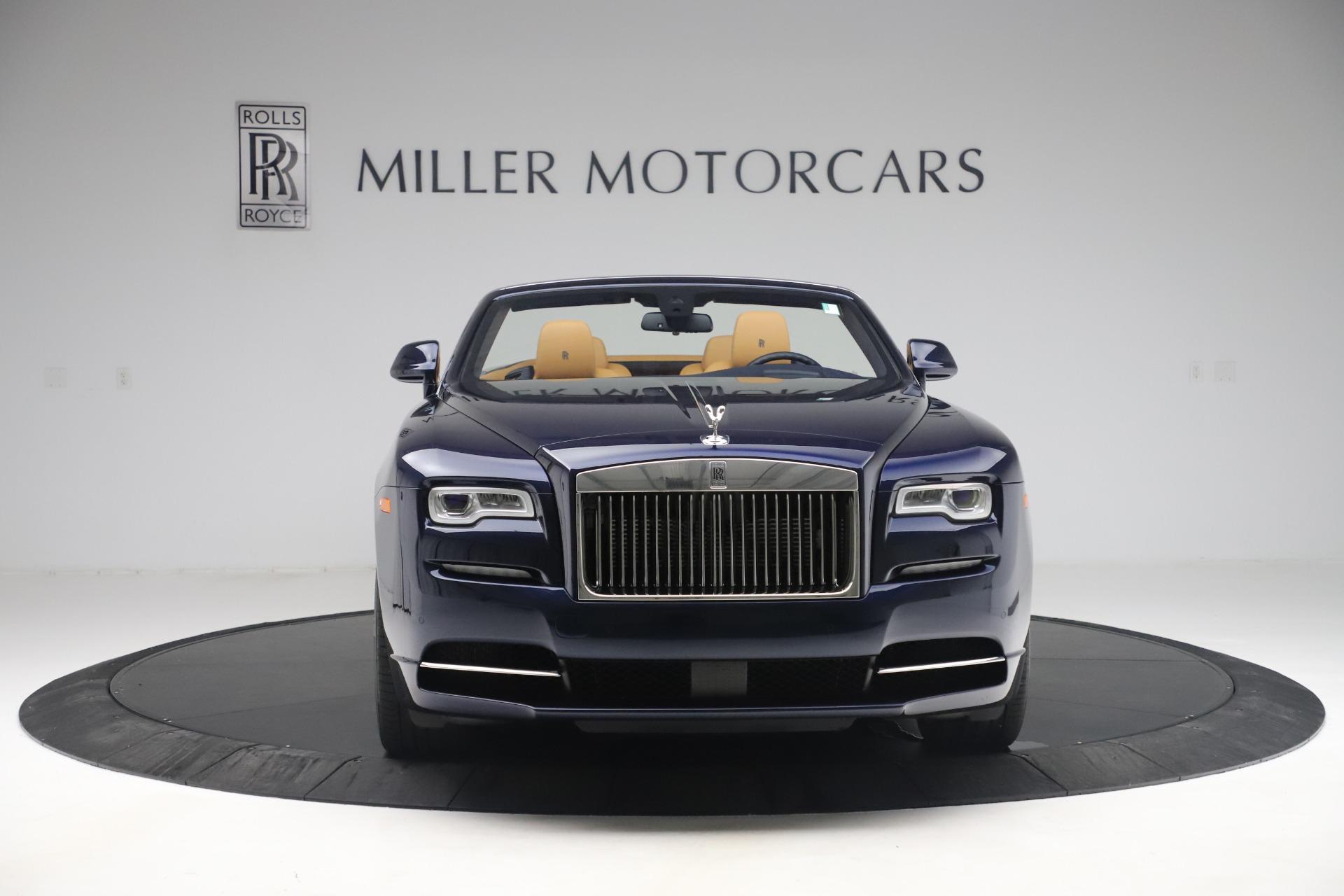 Used 2017 Rolls-Royce Dawn  For Sale In Westport, CT 3519_p2