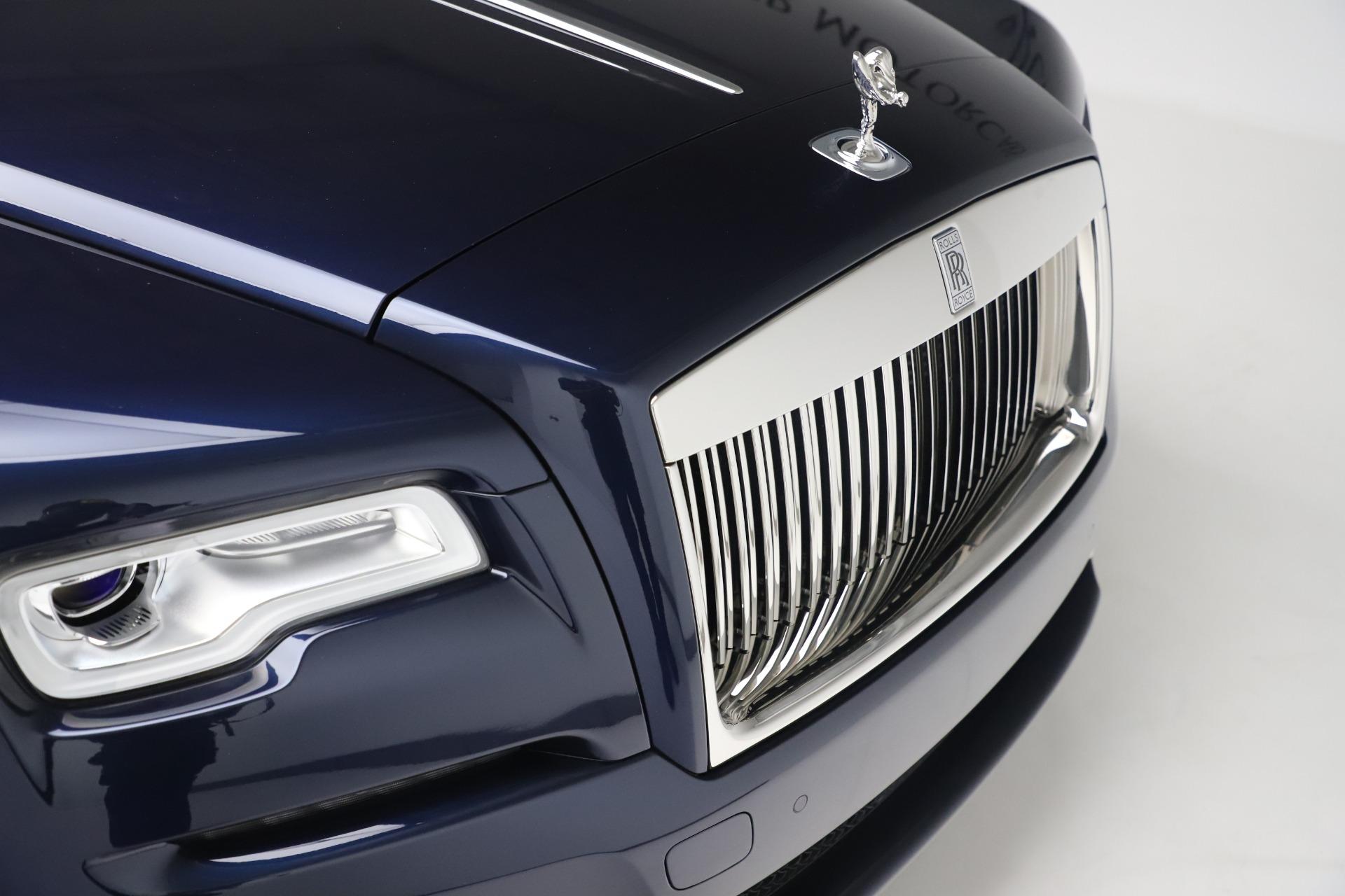 Used 2017 Rolls-Royce Dawn  For Sale In Westport, CT 3519_p33