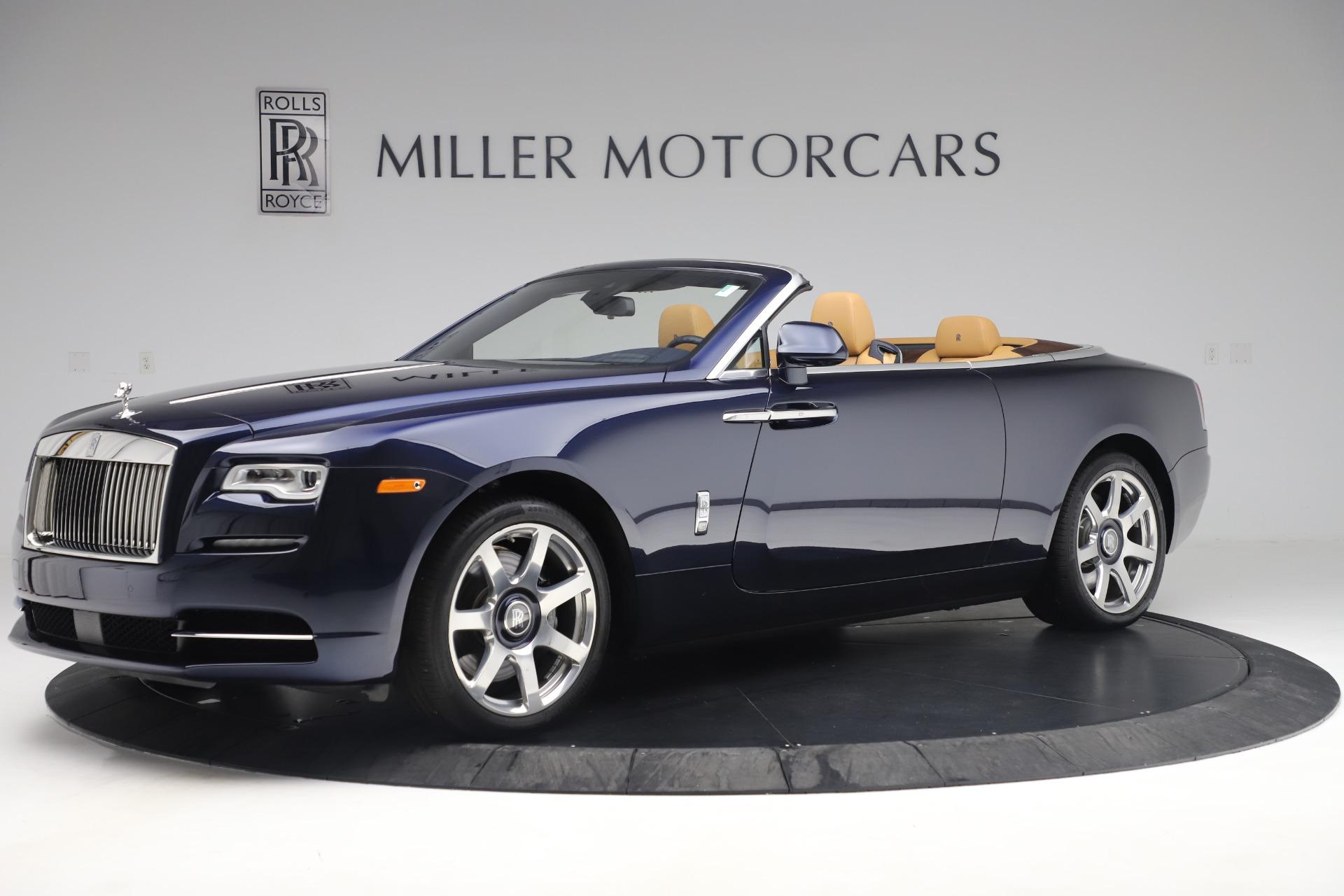 Used 2017 Rolls-Royce Dawn  For Sale In Westport, CT 3519_p3