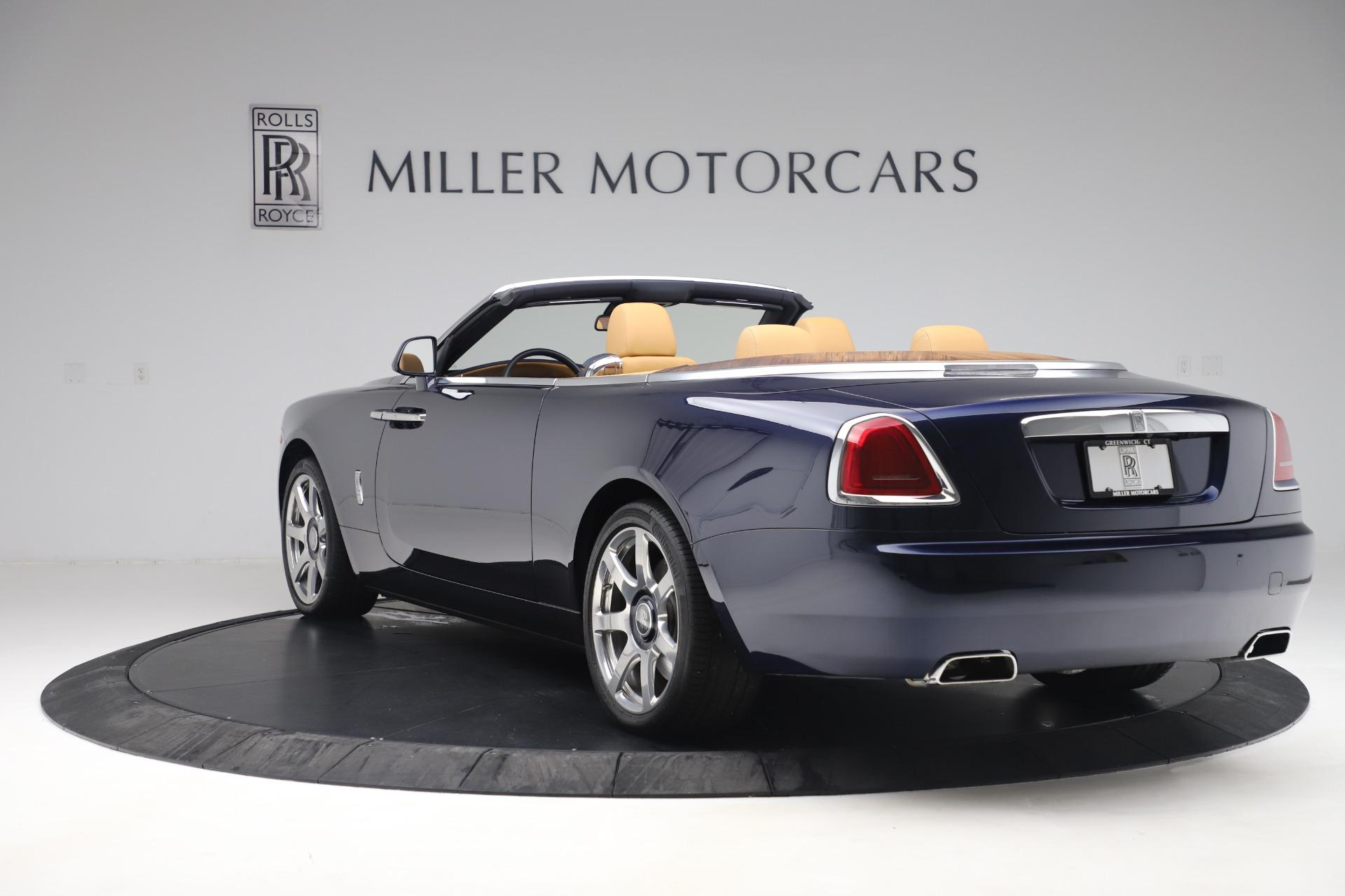 Used 2017 Rolls-Royce Dawn  For Sale In Westport, CT 3519_p6