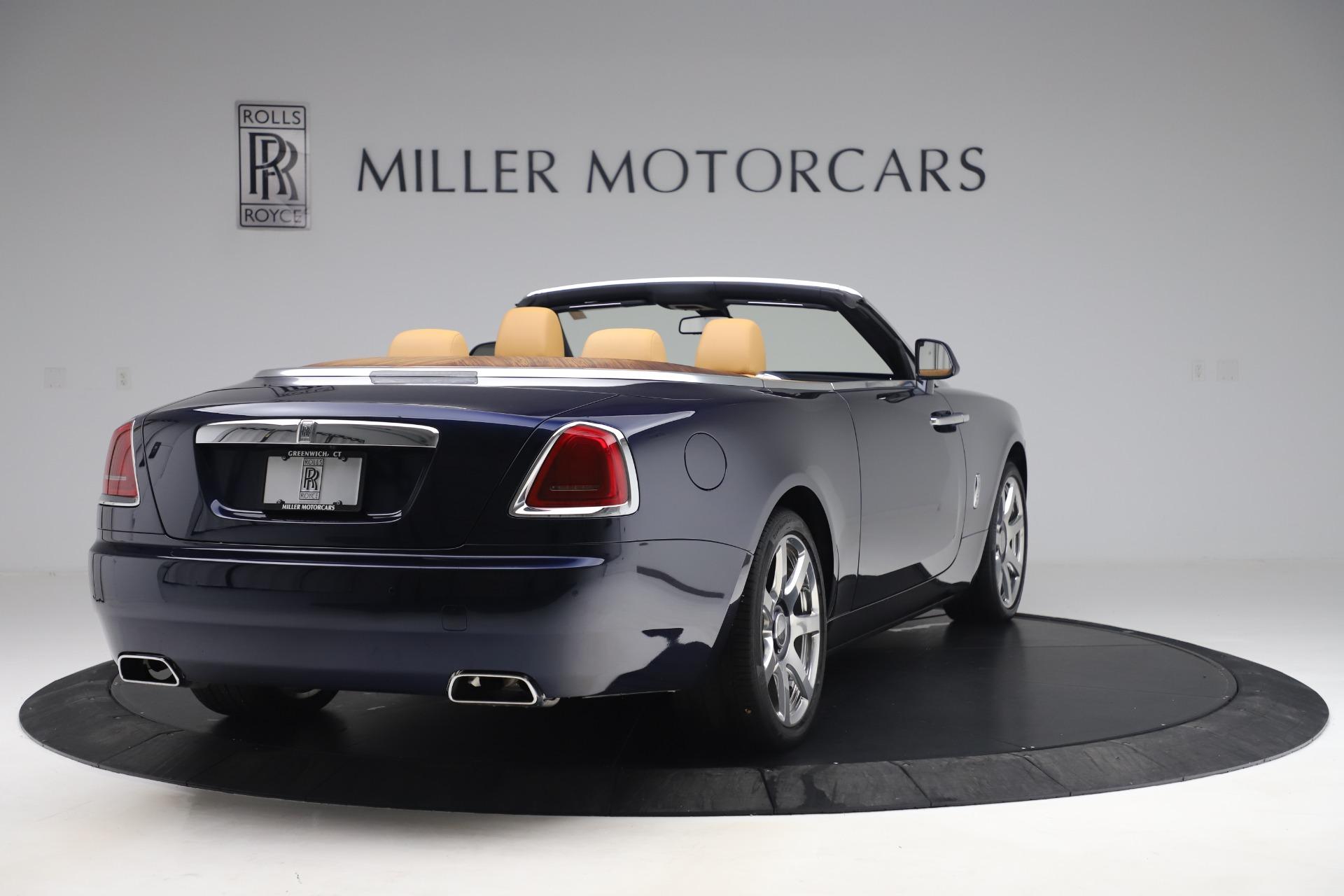 Used 2017 Rolls-Royce Dawn  For Sale In Westport, CT 3519_p8