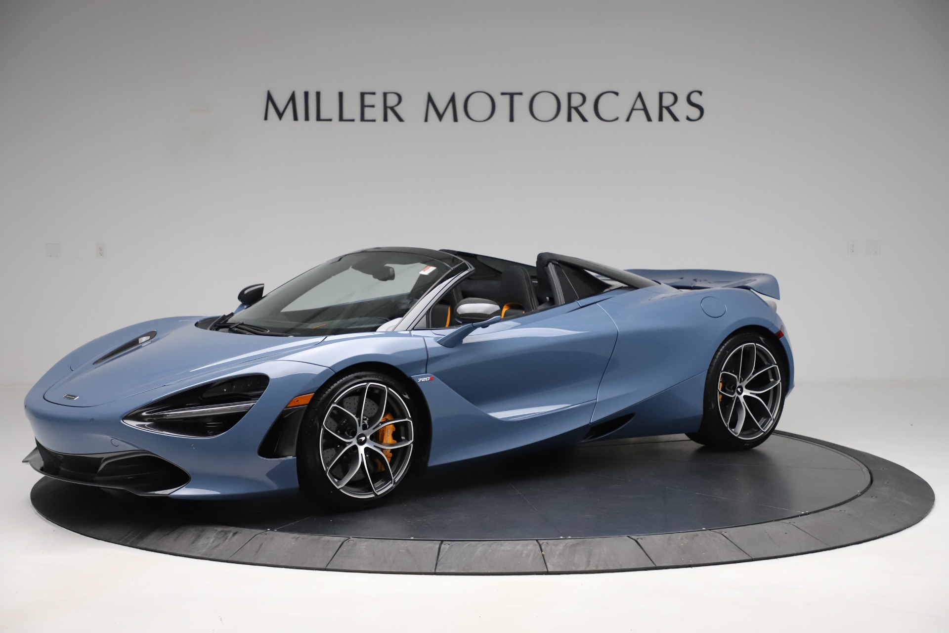 New 2020 McLaren 720S Spider Convertible For Sale In Westport, CT 3524_main