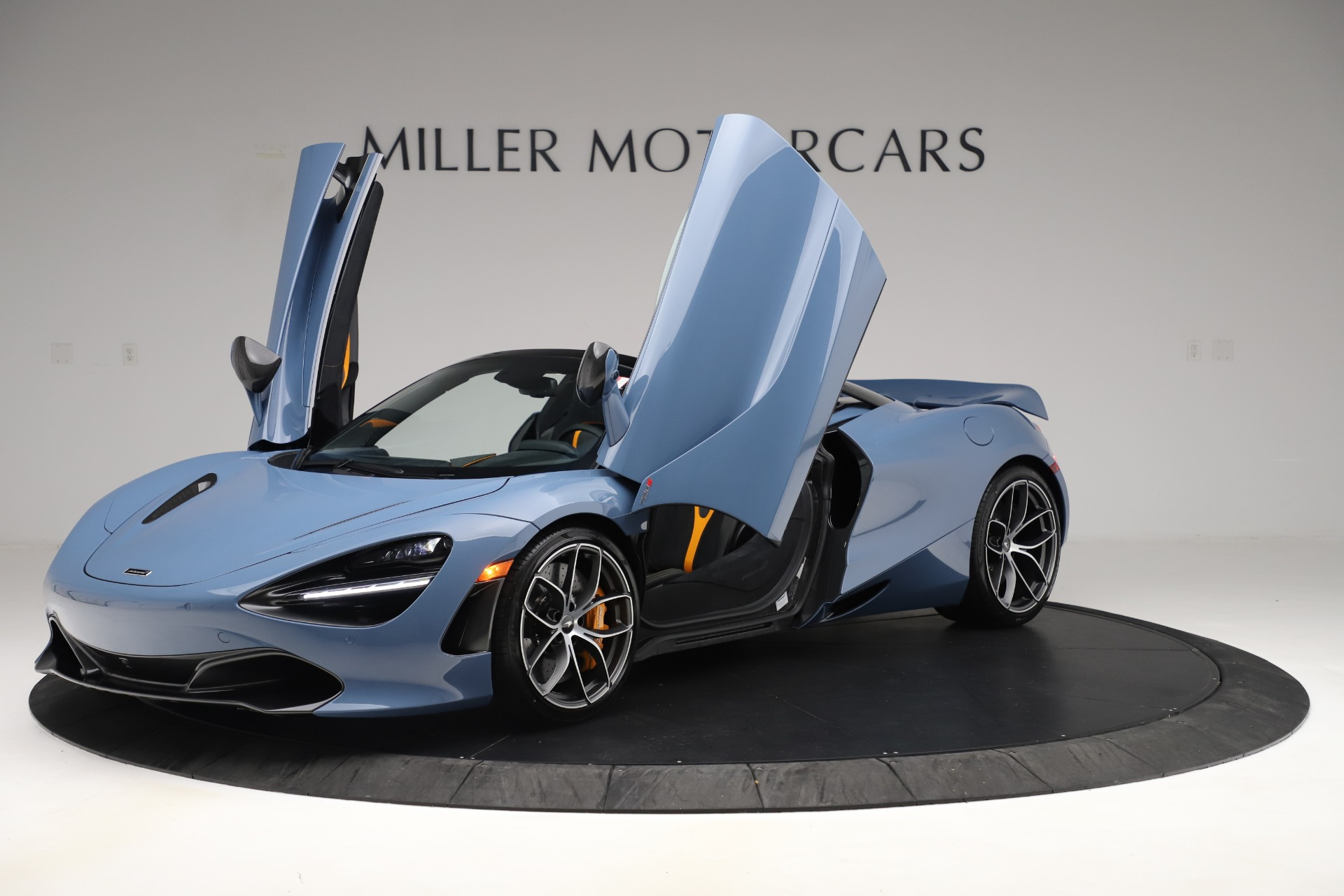 New 2020 McLaren 720S Spider Convertible For Sale In Westport, CT 3524_p10