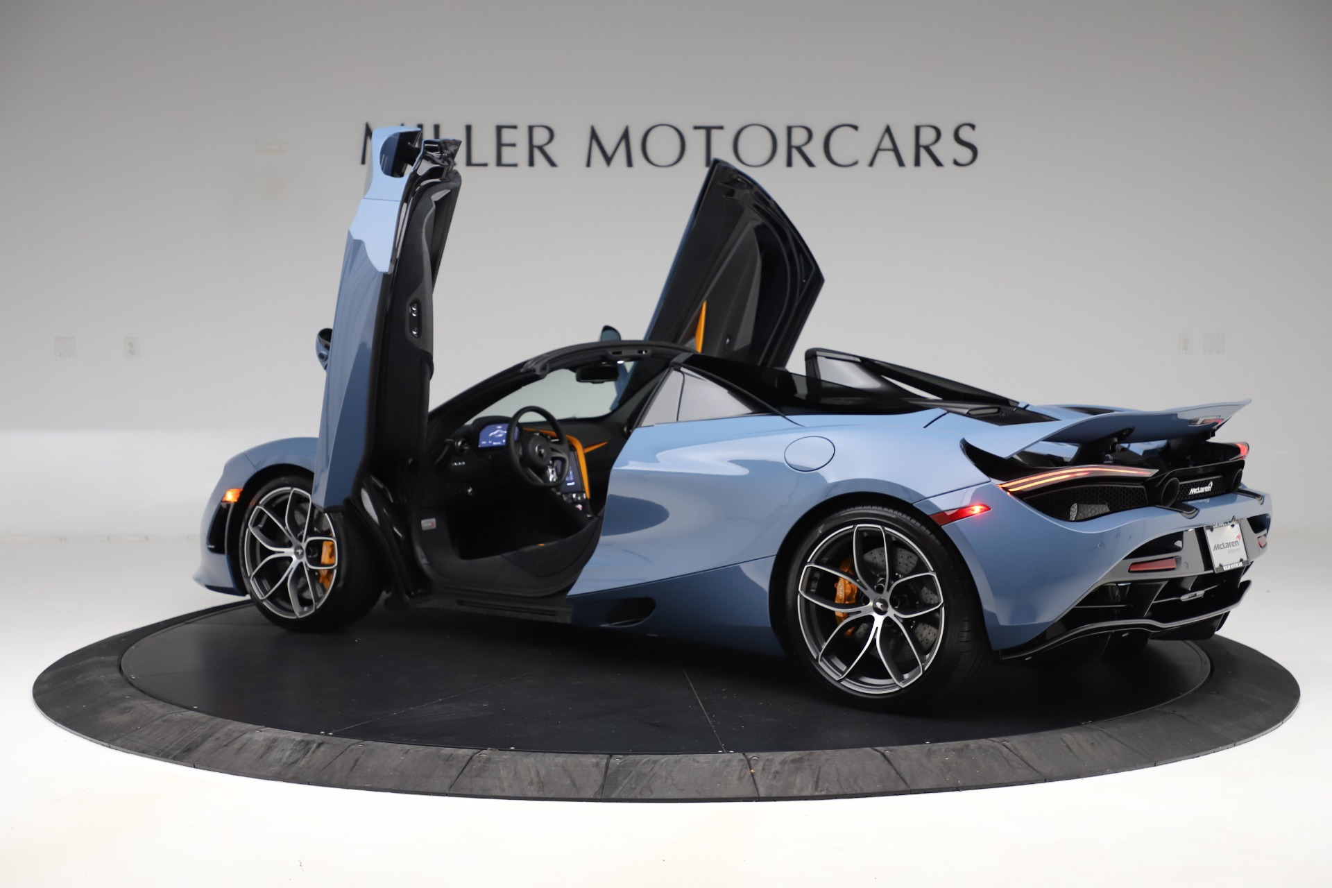 New 2020 McLaren 720S Spider Convertible For Sale In Westport, CT 3524_p11