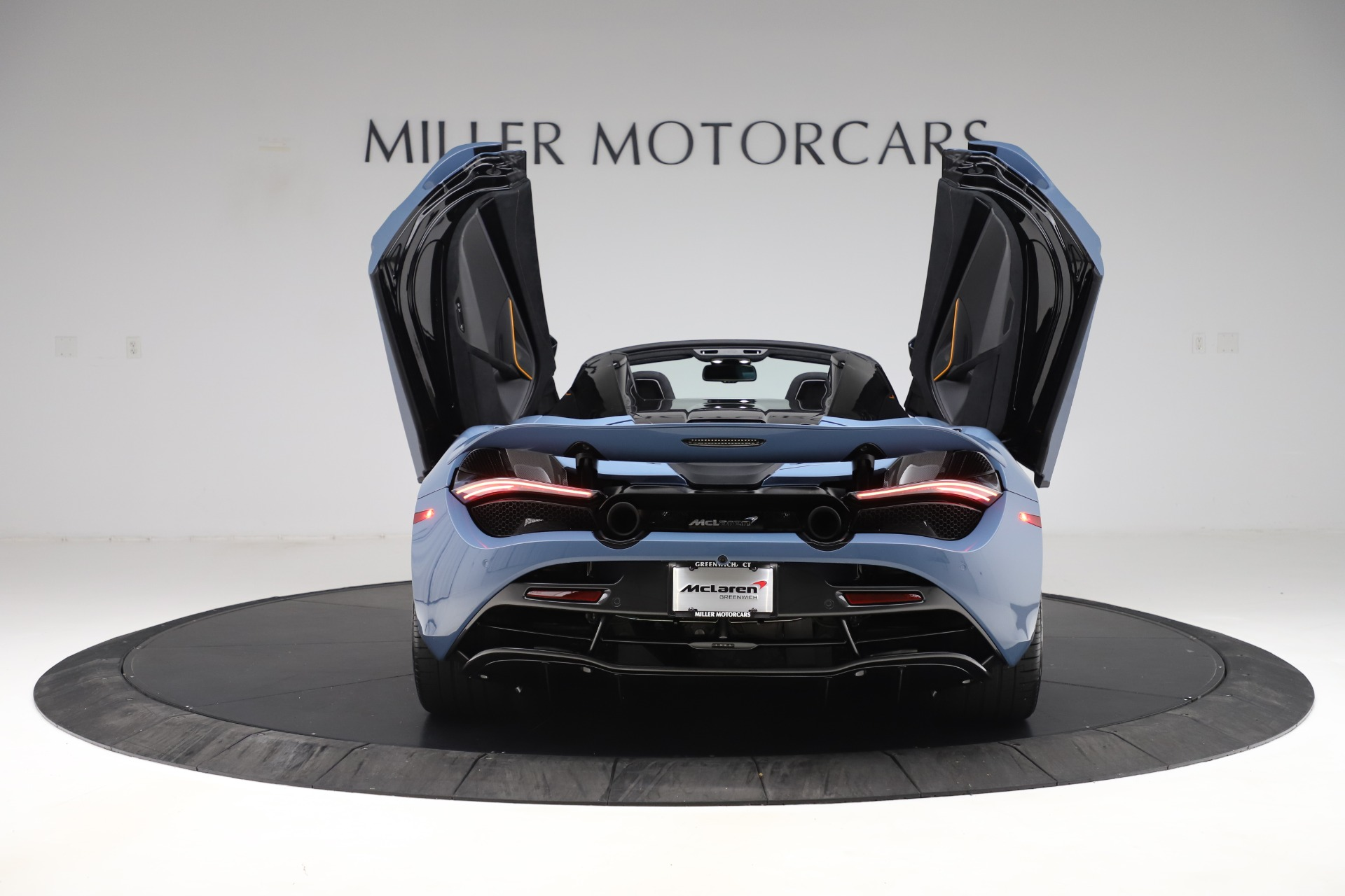 New 2020 McLaren 720S Spider Convertible For Sale In Westport, CT 3524_p12