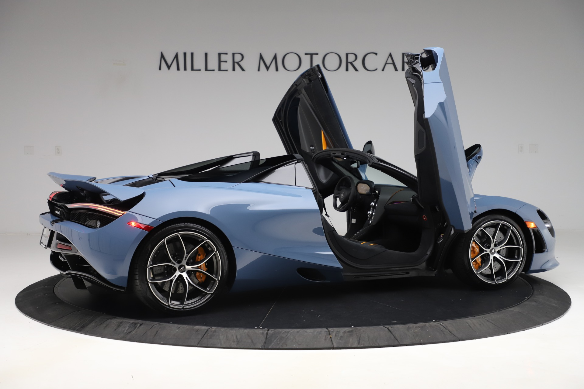 New 2020 McLaren 720S Spider Convertible For Sale In Westport, CT 3524_p13