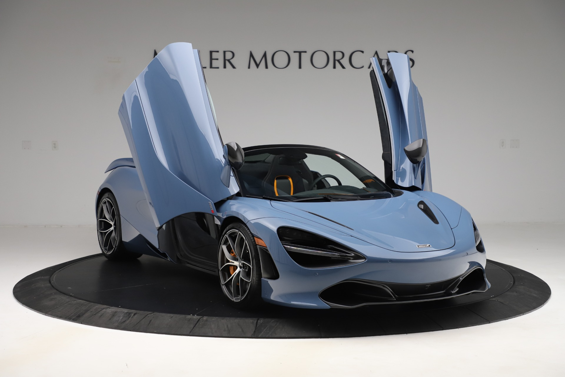 New 2020 McLaren 720S Spider Convertible For Sale In Westport, CT 3524_p14