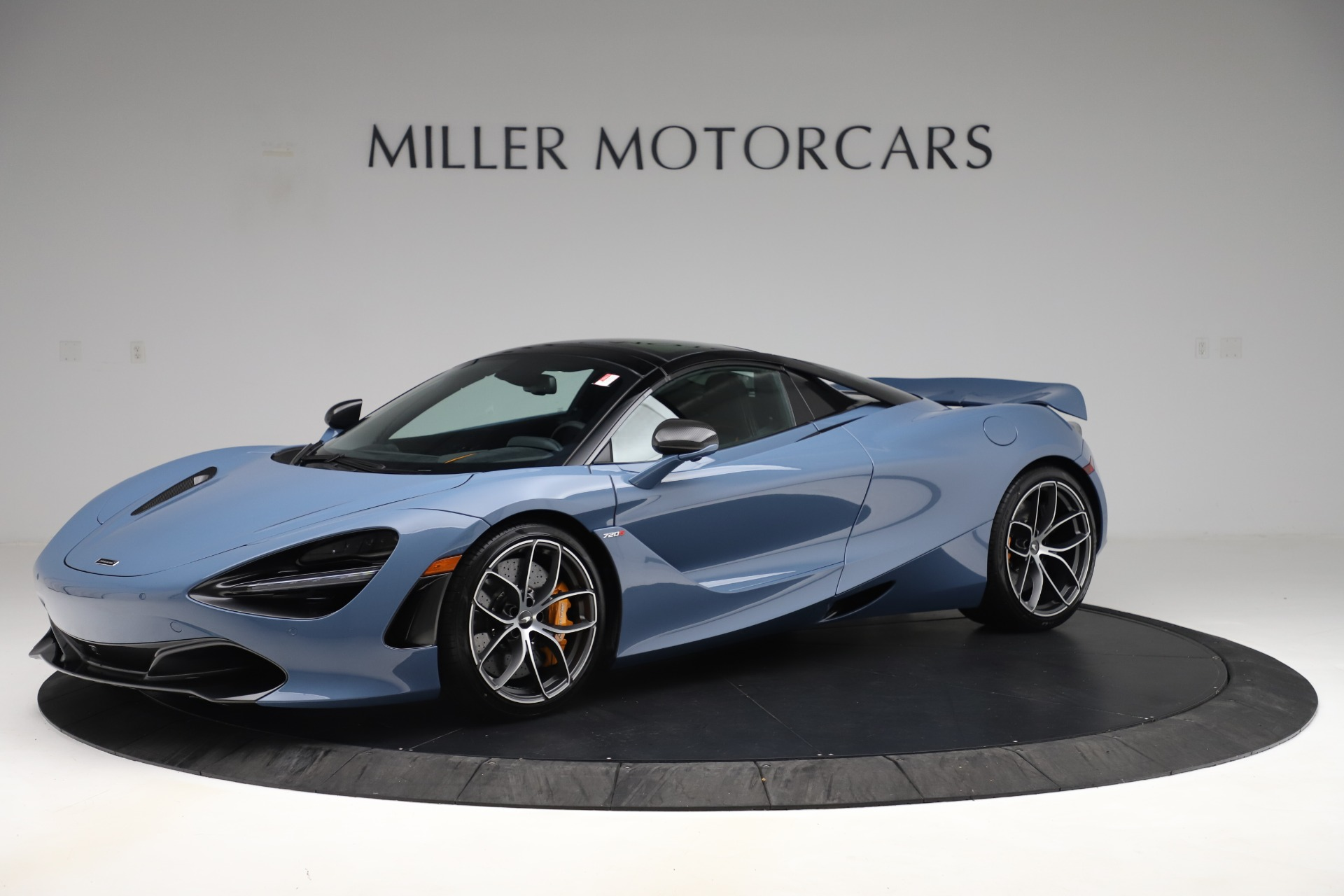 New 2020 McLaren 720S Spider Convertible For Sale In Westport, CT 3524_p16