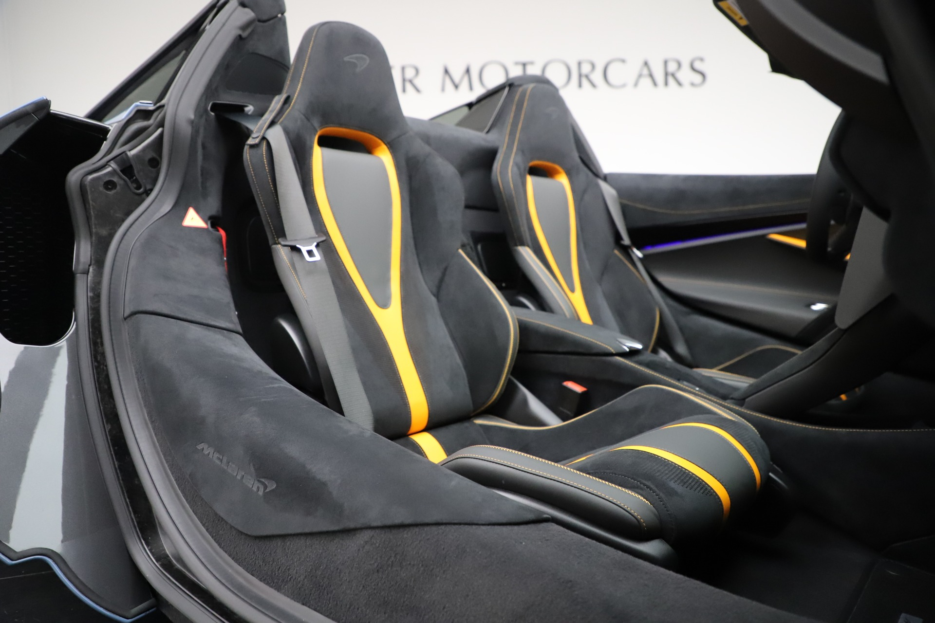 New 2020 McLaren 720S Spider Convertible For Sale In Westport, CT 3524_p24