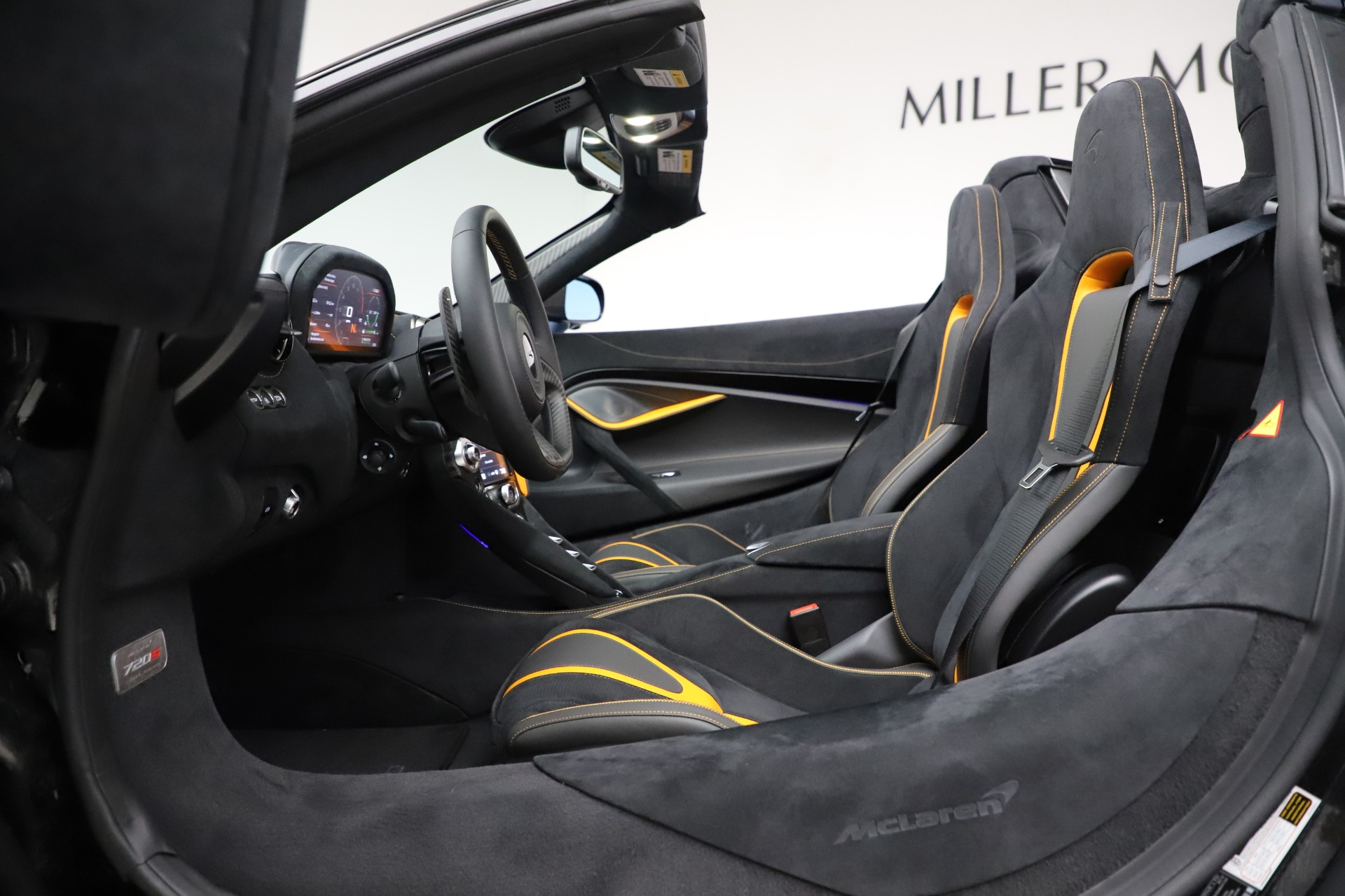 New 2020 McLaren 720S Spider Convertible For Sale In Westport, CT 3524_p25