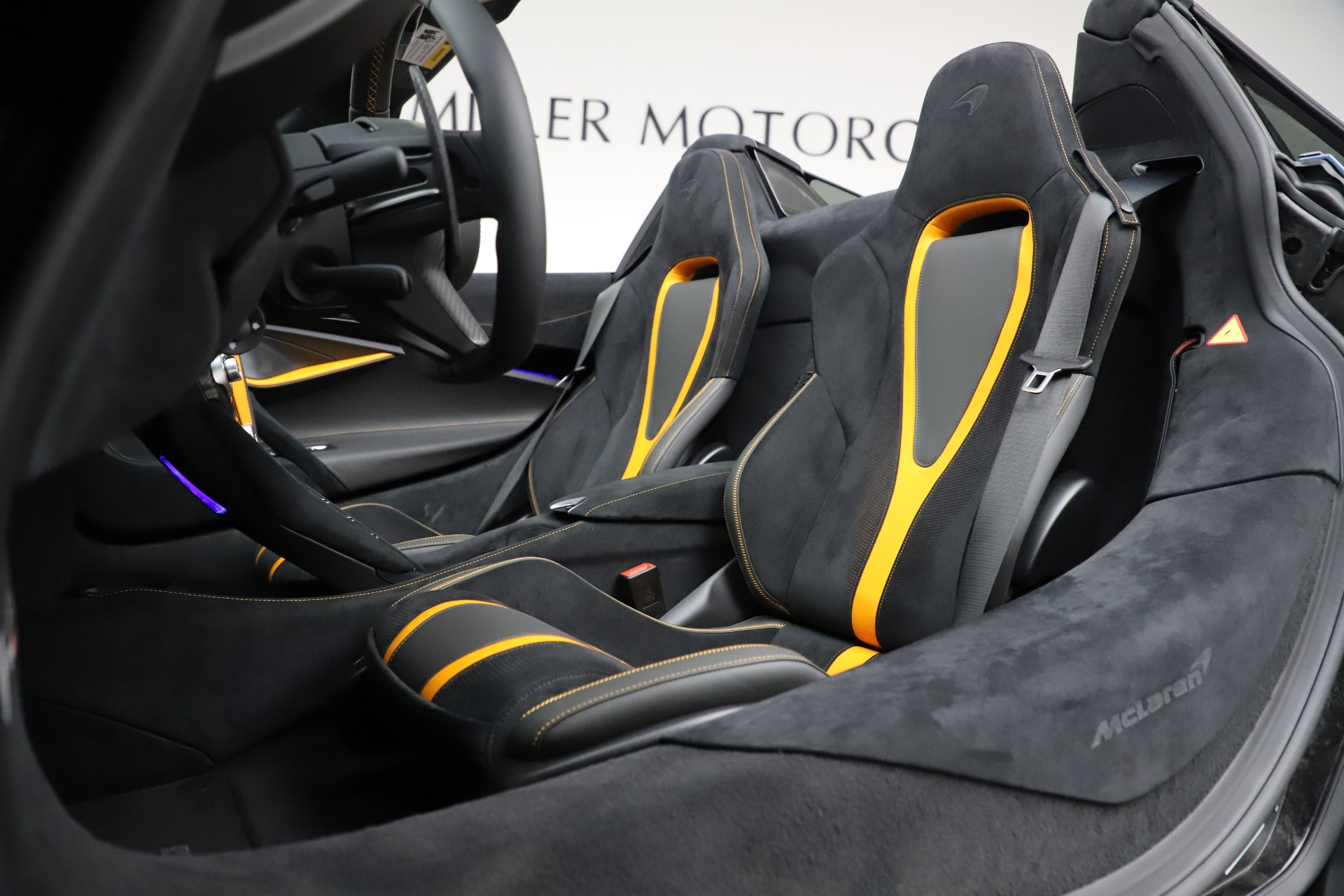New 2020 McLaren 720S Spider Convertible For Sale In Westport, CT 3524_p26