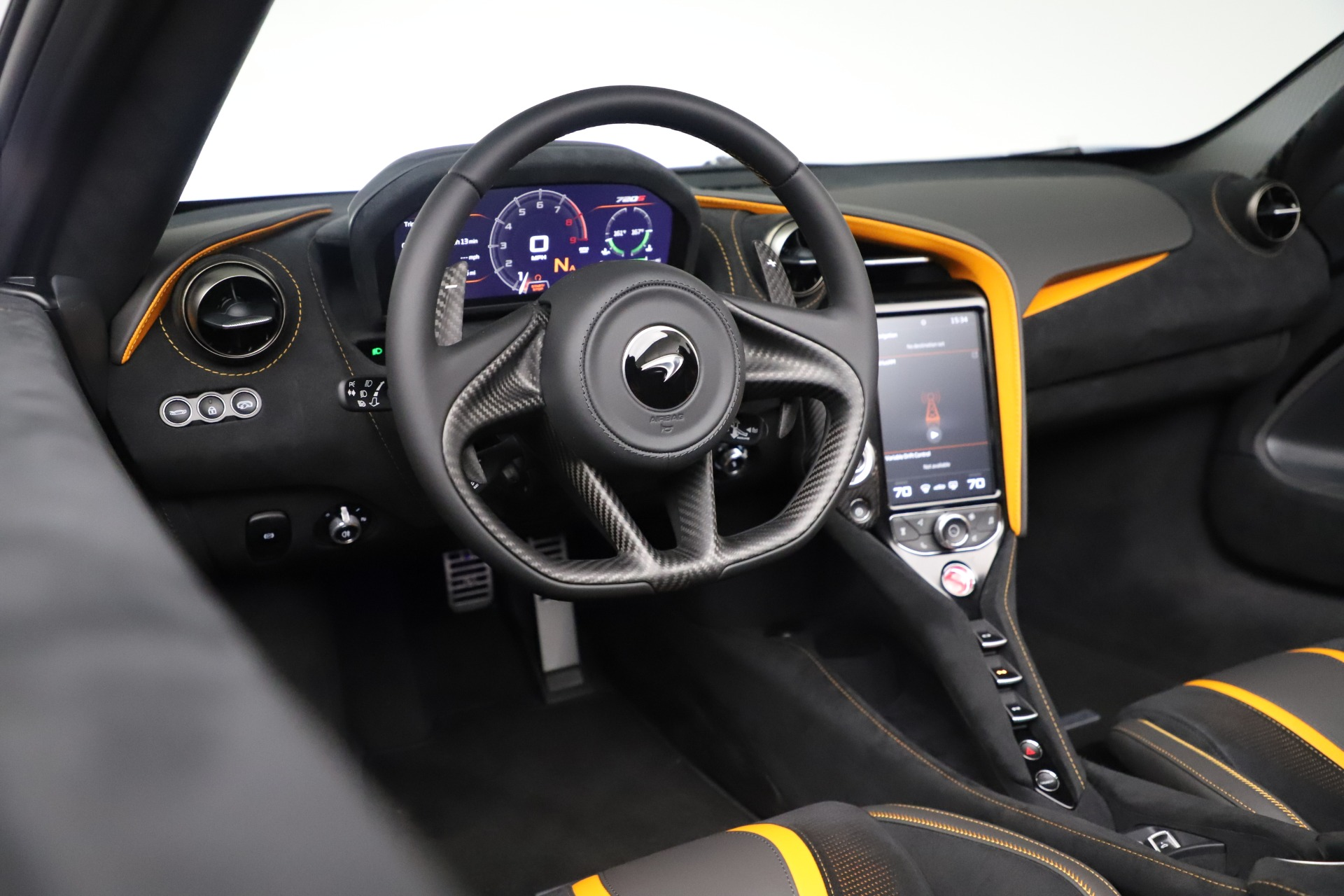 New 2020 McLaren 720S Spider Convertible For Sale In Westport, CT 3524_p27