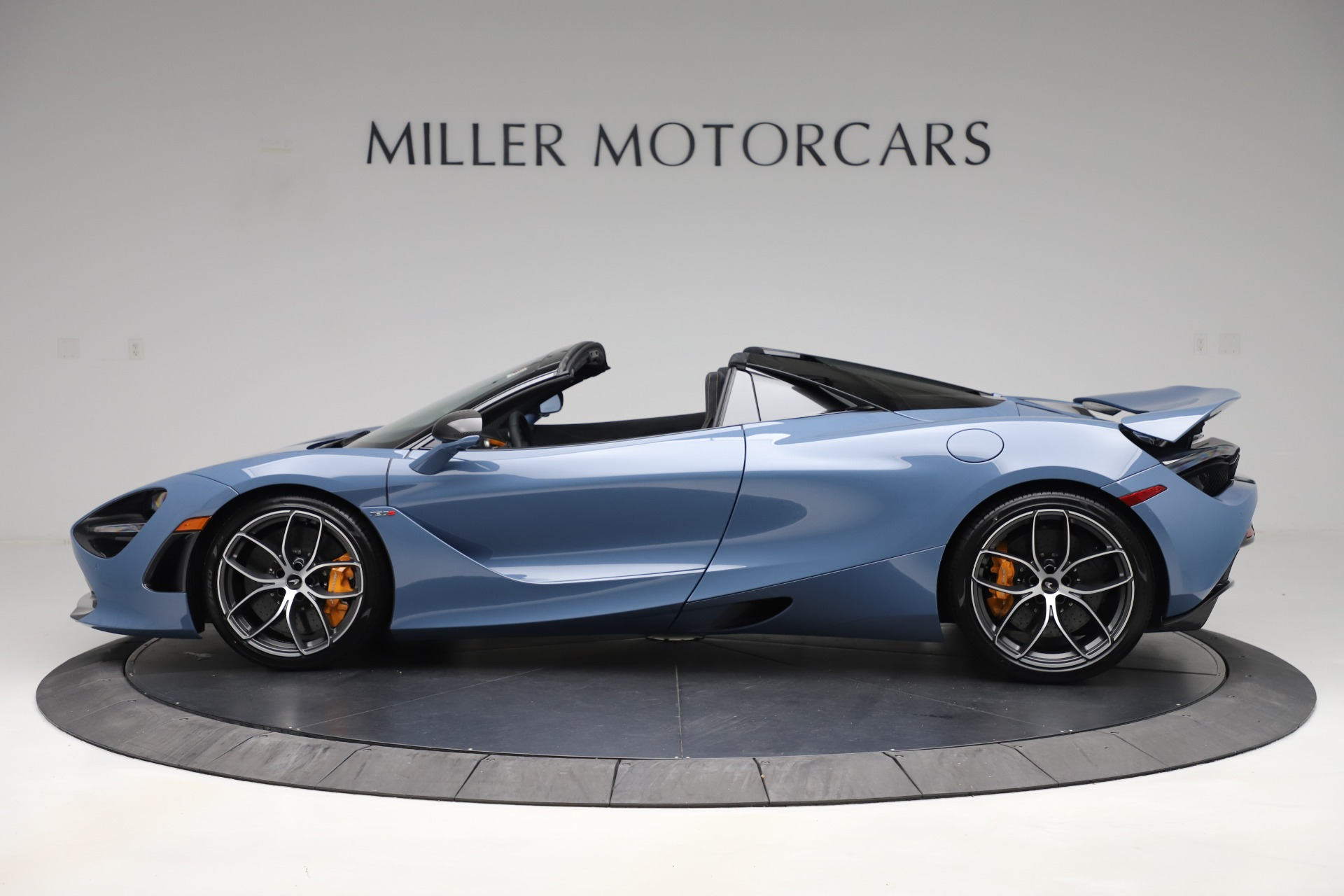 New 2020 McLaren 720S Spider Convertible For Sale In Westport, CT 3524_p2