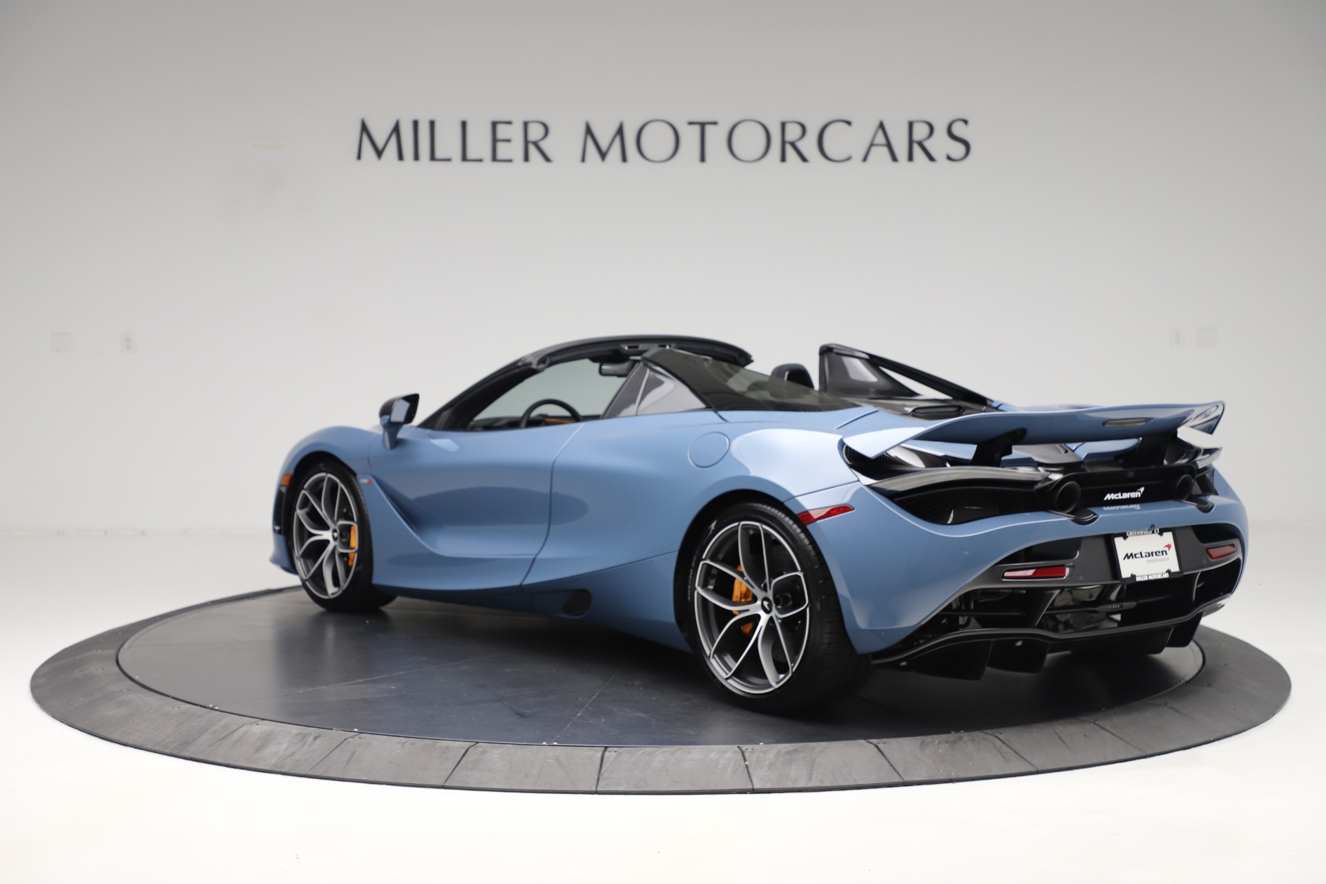 New 2020 McLaren 720S Spider Convertible For Sale In Westport, CT 3524_p3