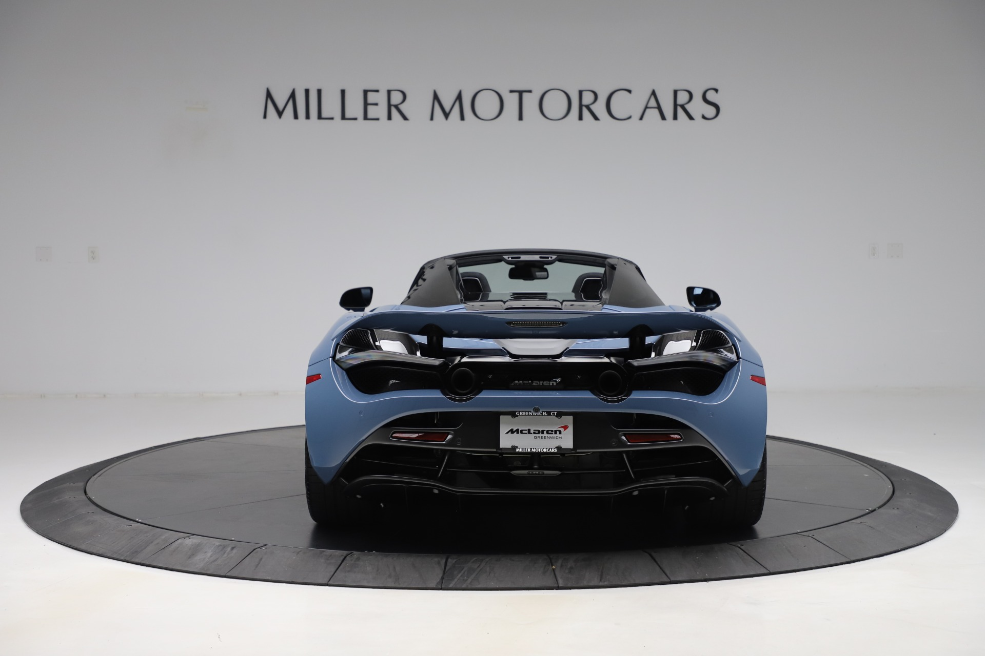 New 2020 McLaren 720S Spider Convertible For Sale In Westport, CT 3524_p4