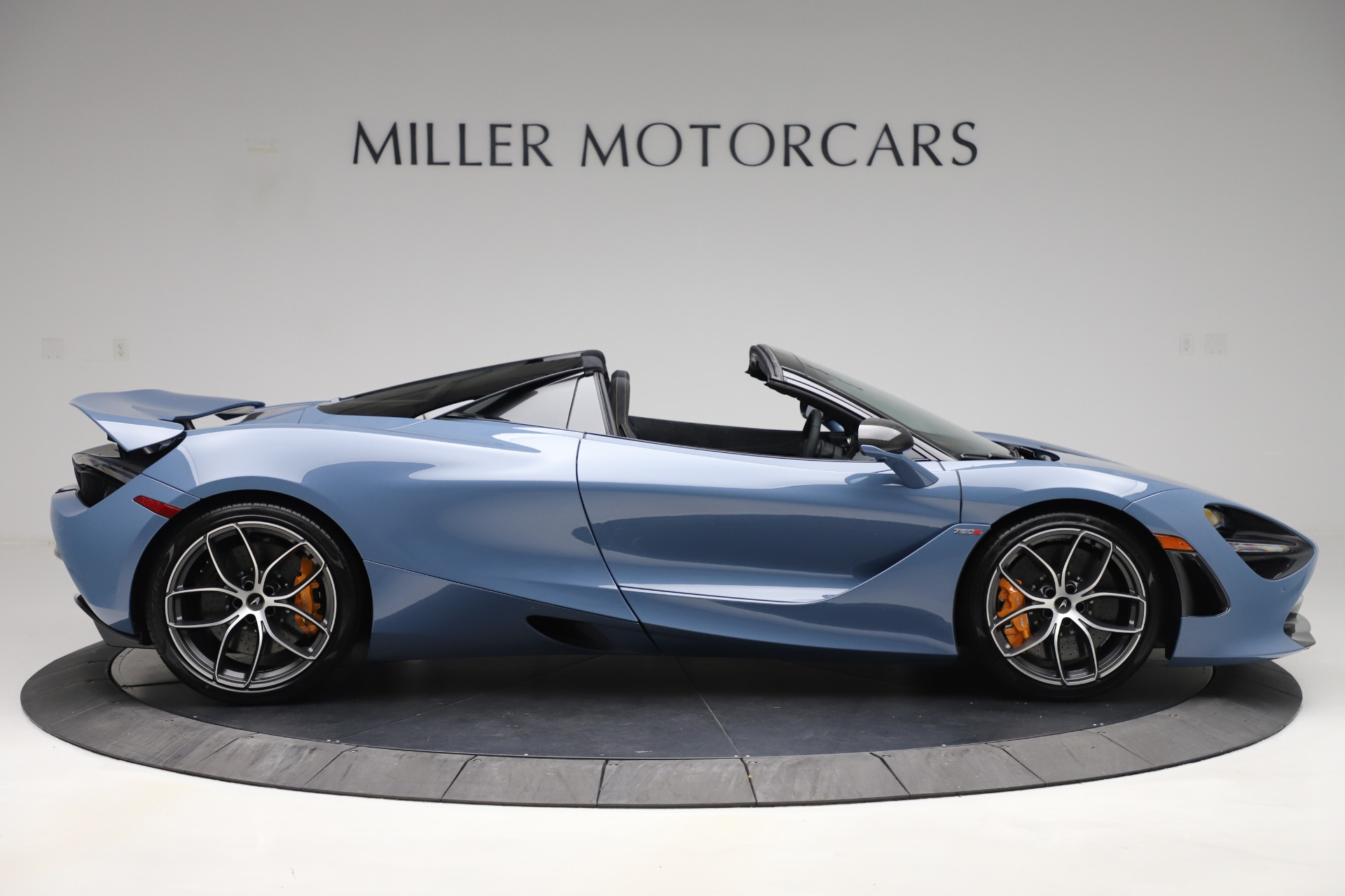 New 2020 McLaren 720S Spider Convertible For Sale In Westport, CT 3524_p6