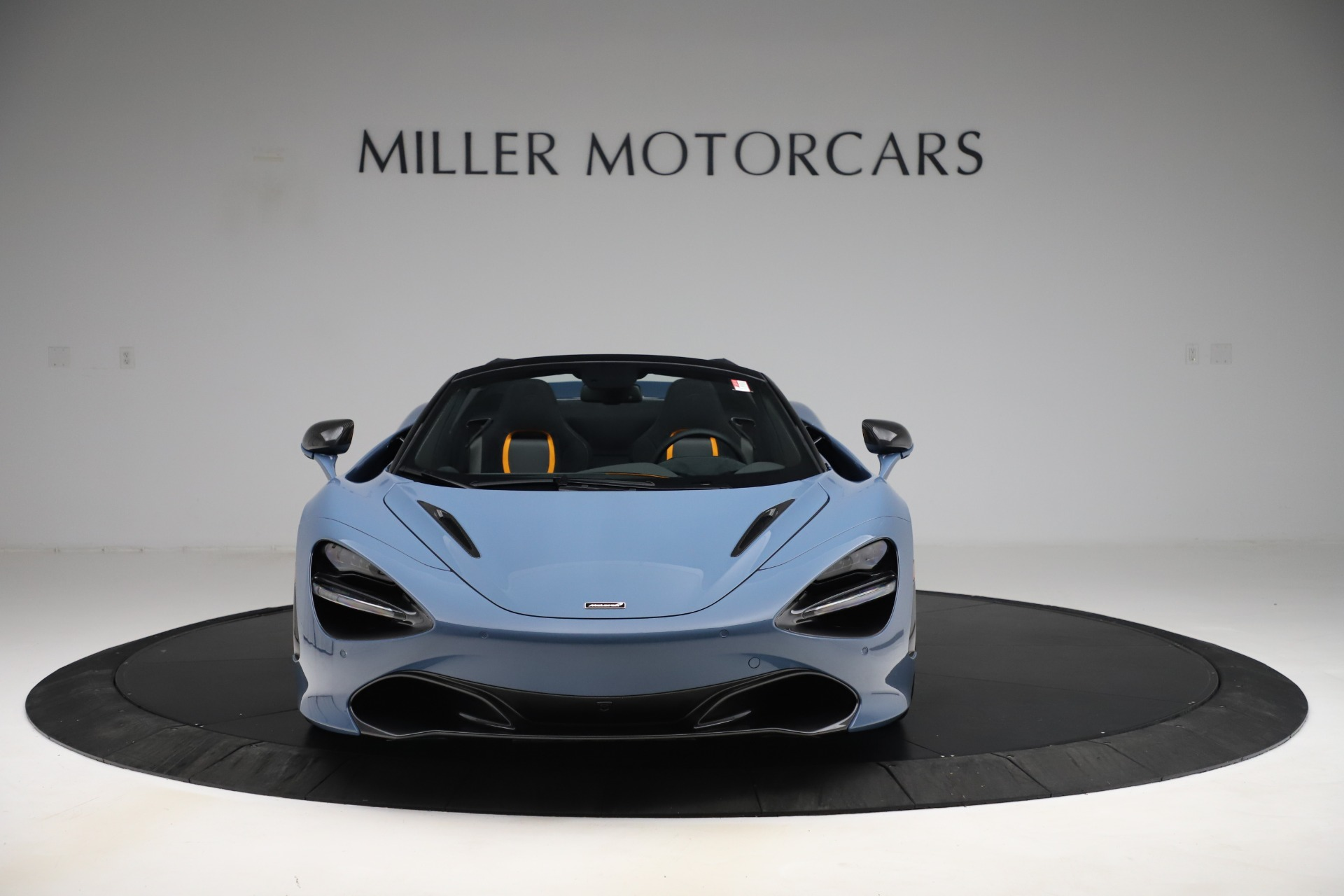 New 2020 McLaren 720S Spider Convertible For Sale In Westport, CT 3524_p8