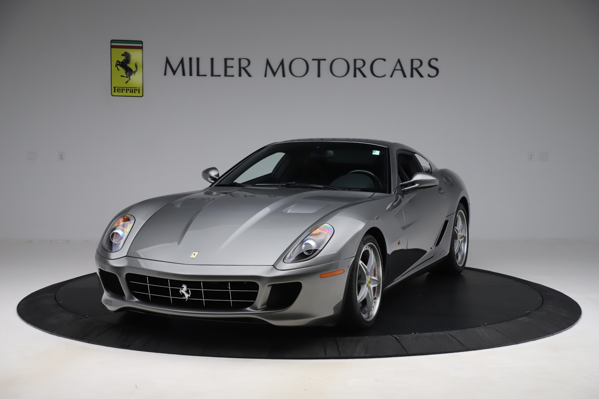 Used 2010 Ferrari 599 GTB Fiorano HGTE For Sale In Westport, CT