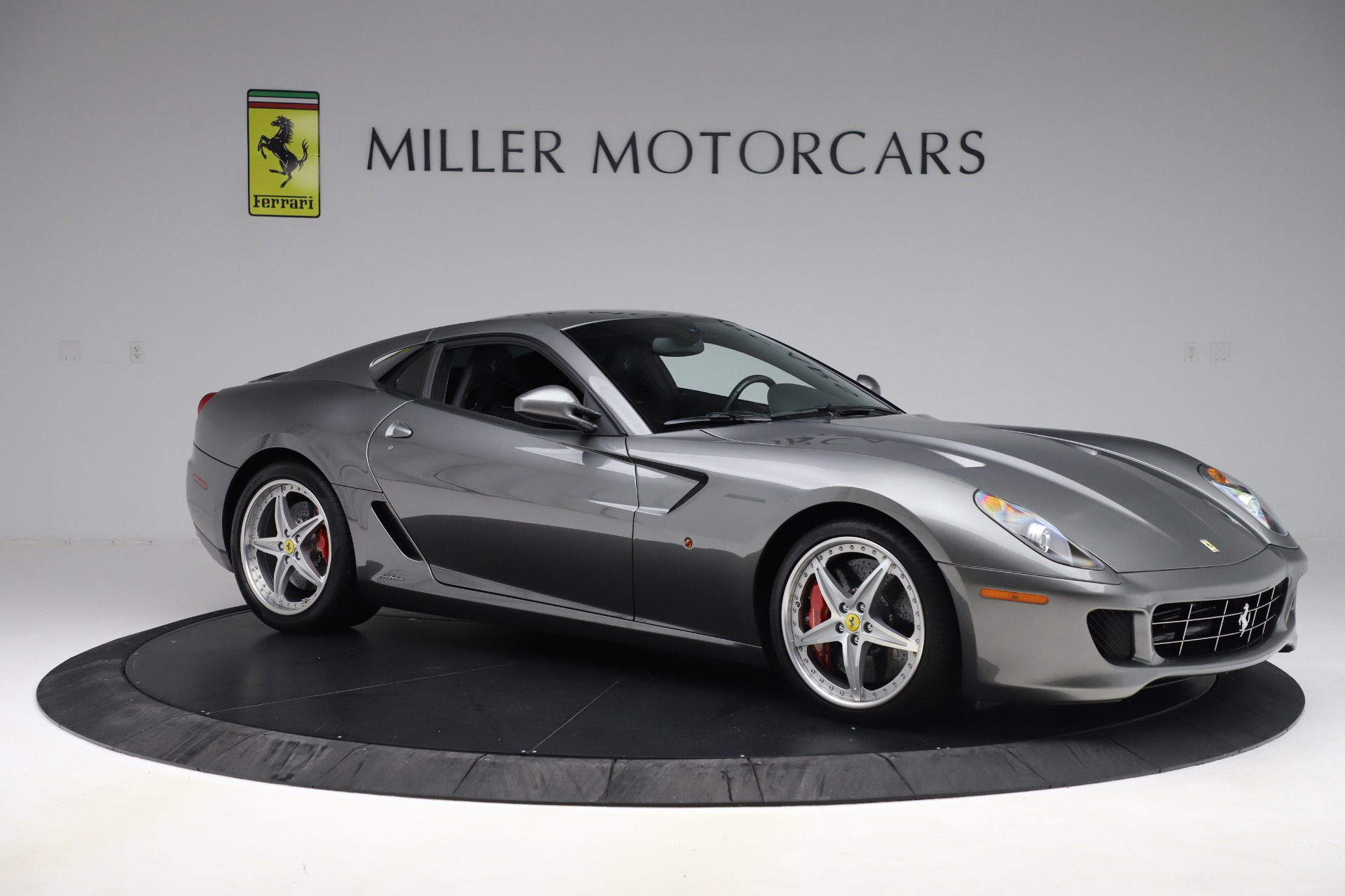 Used 2010 Ferrari 599 GTB Fiorano HGTE For Sale In Westport, CT 3544_p10