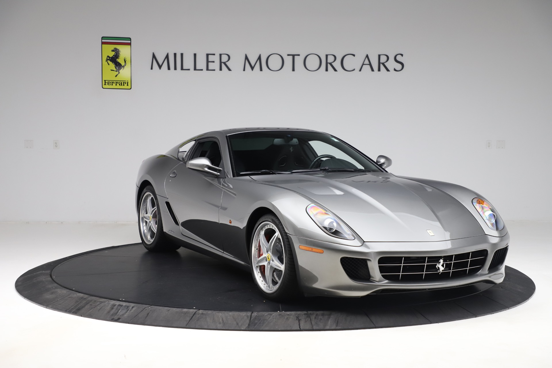 Used 2010 Ferrari 599 GTB Fiorano HGTE For Sale In Westport, CT 3544_p11